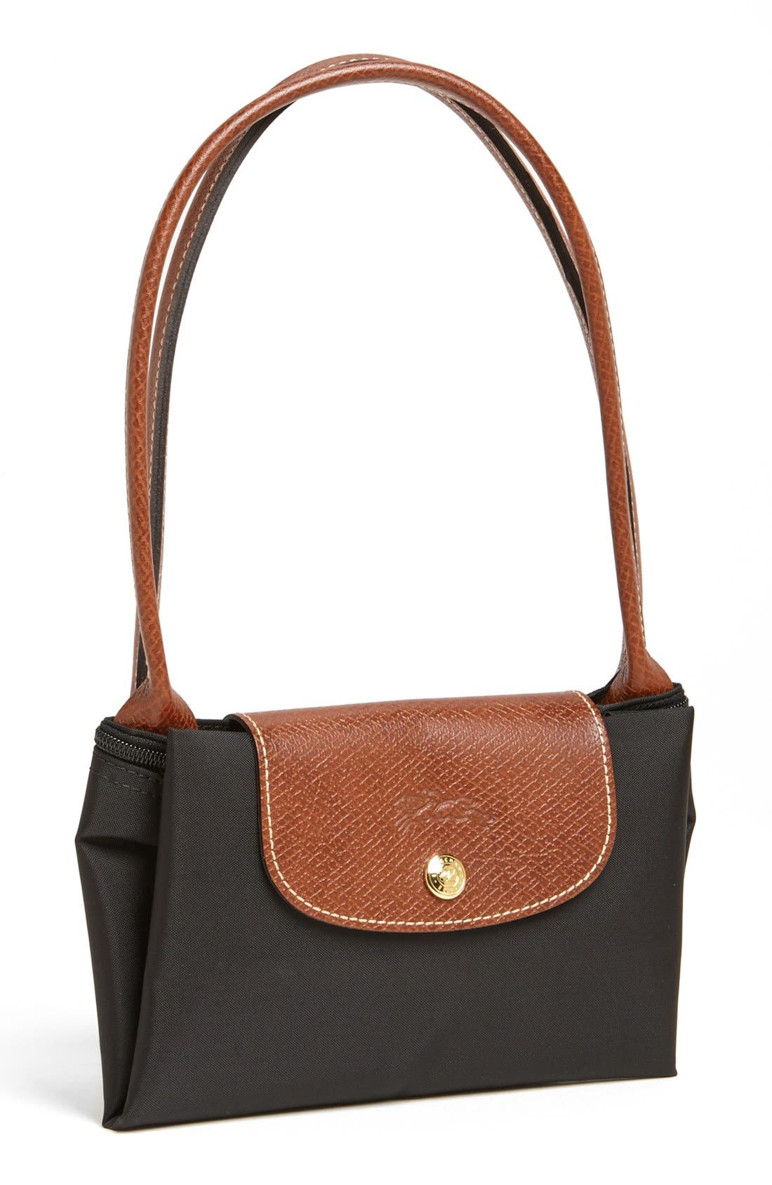 Alternate Image 5  - Longchamp 'Small Le Pliage' Shoulder Tote