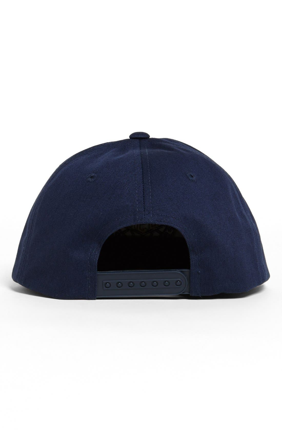 Alternate Image 2  - Obey 'Ill' Snapback Baseball Cap