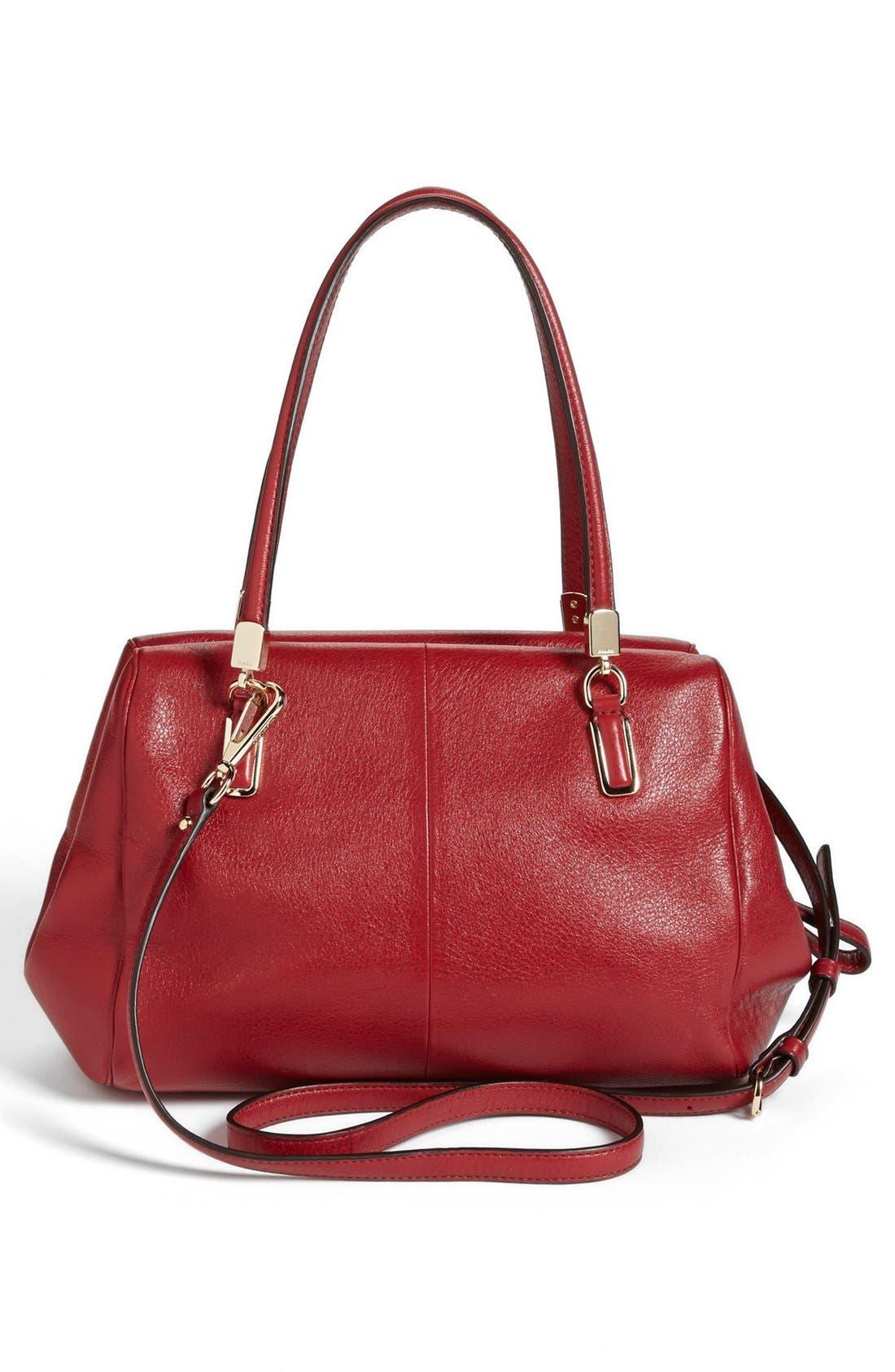 Alternate Image 6  - COACH 'Madison' Leather Crossbody Bag