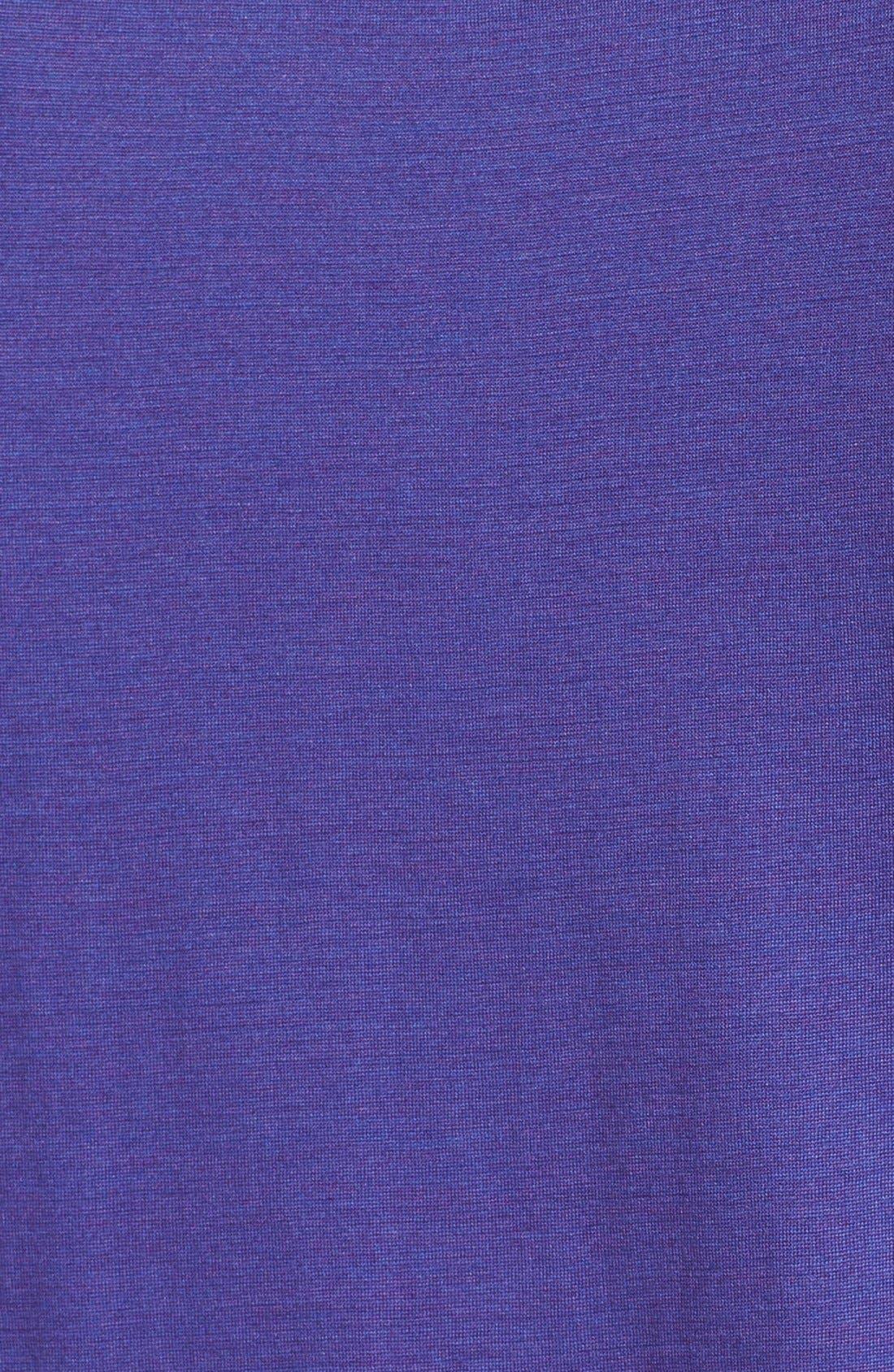 Alternate Image 3  - Eileen Fisher Scoop Neck Metallic Knit Top