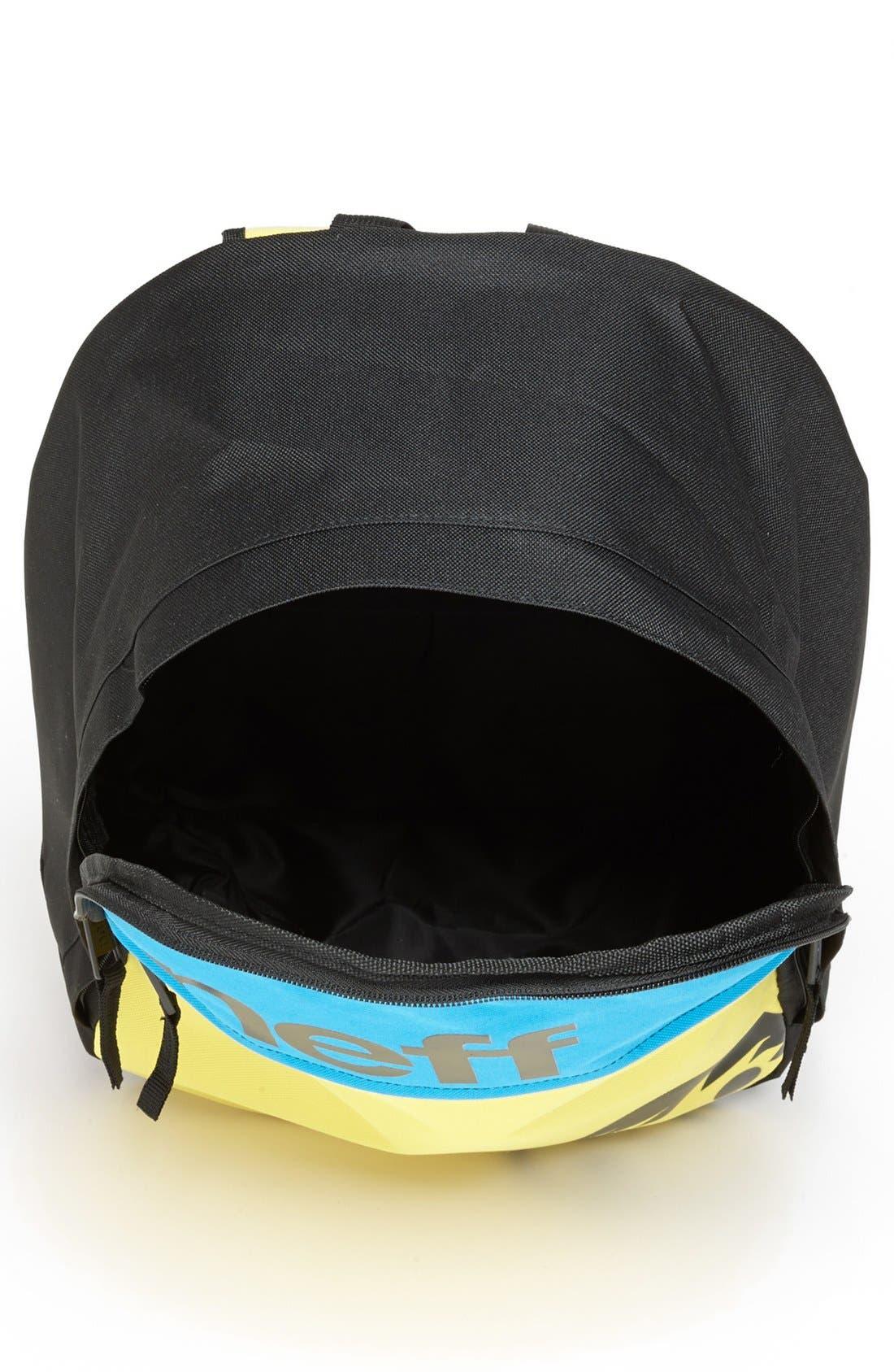 Alternate Image 3  - Neff 'Daily' Backpack (Boys)