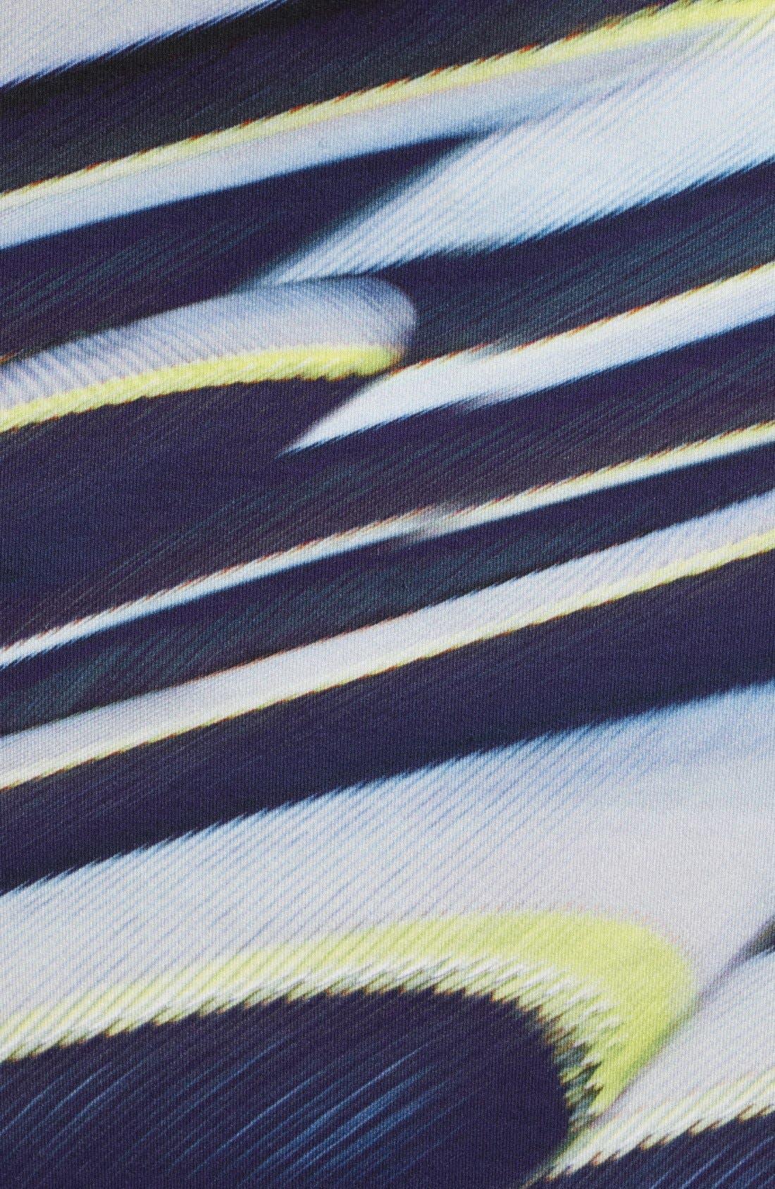 Alternate Image 3  - ESCADA 'Plumeria' Print Dress