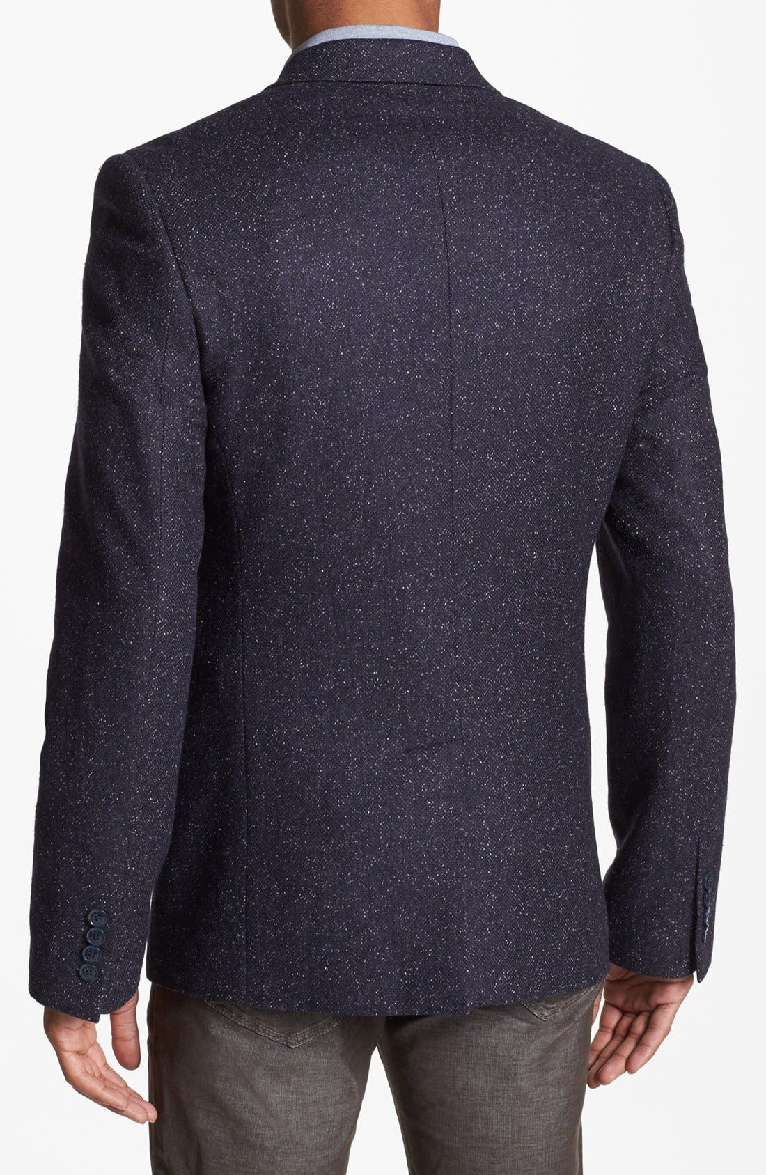 Alternate Image 3  - Slate & Stone Tweed Blazer