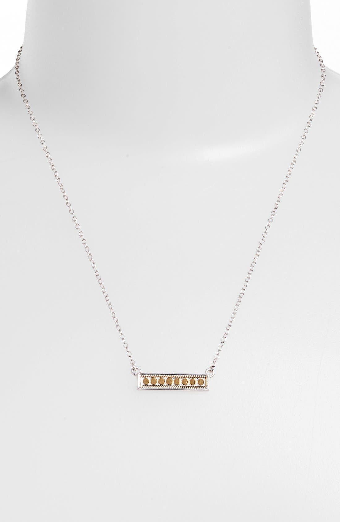 Alternate Image 2  - Anna Beck 'Gili' Bar Pendant Necklace