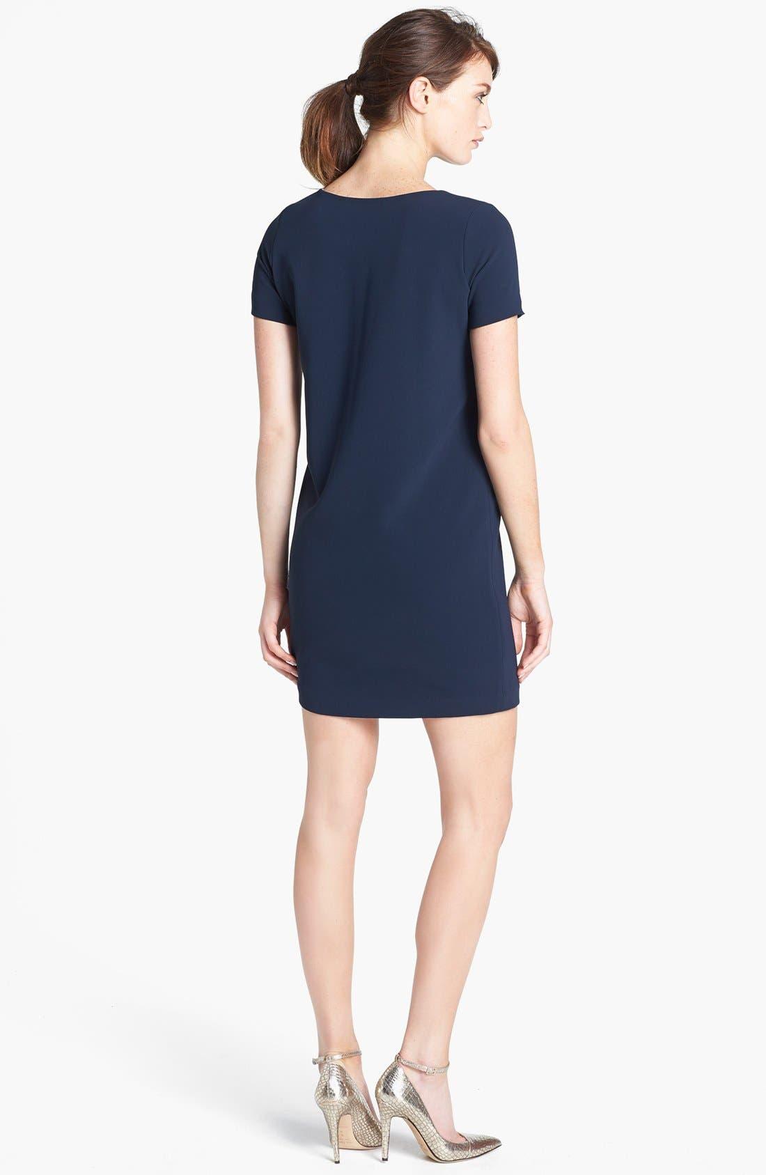 Alternate Image 2  - Diane von Furstenberg 'Owen Sugar Studs' Embellished T-Shirt Dress