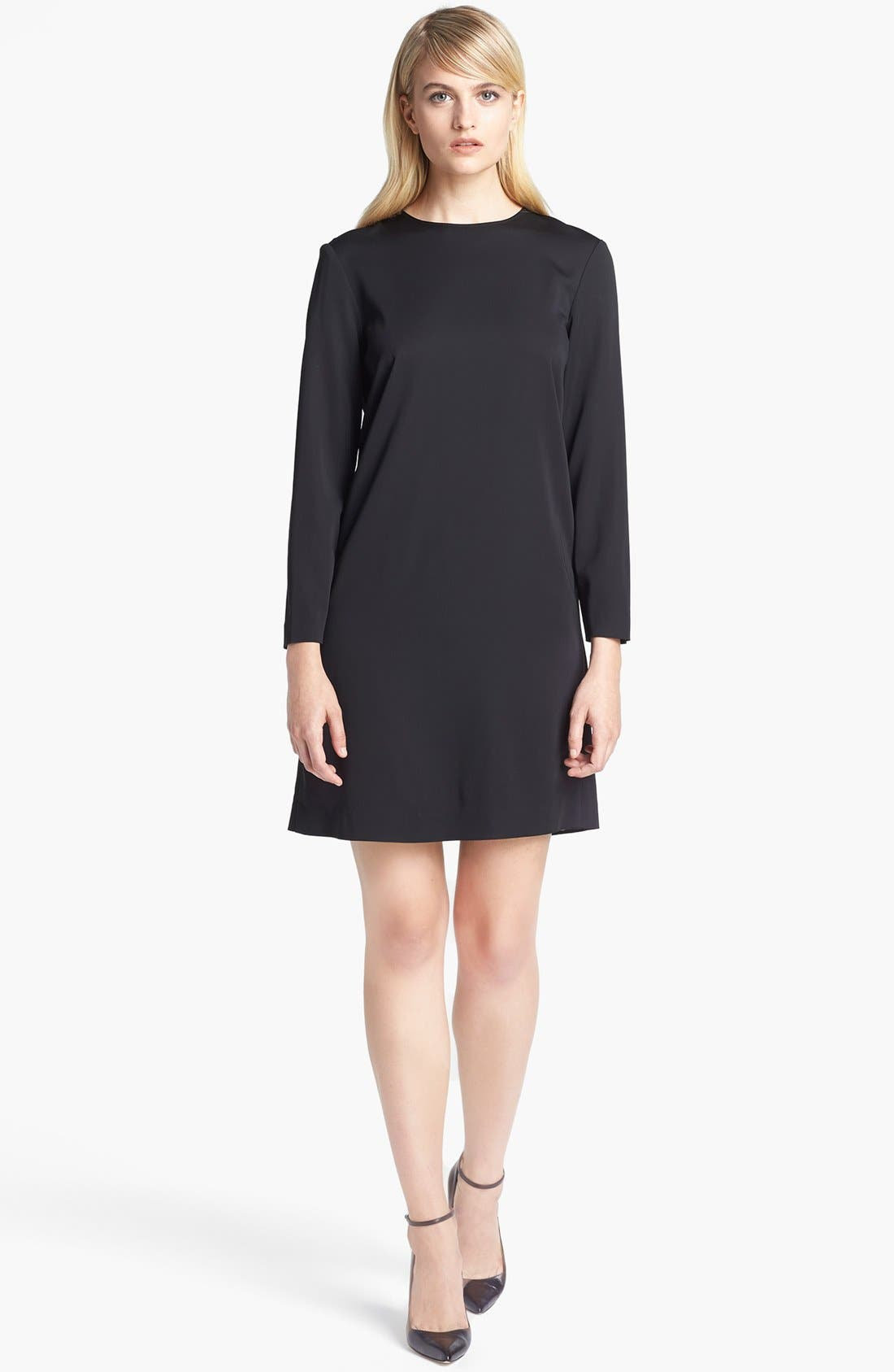 Alternate Image 1 Selected - Theory 'Landain' Stretch Shift Dress