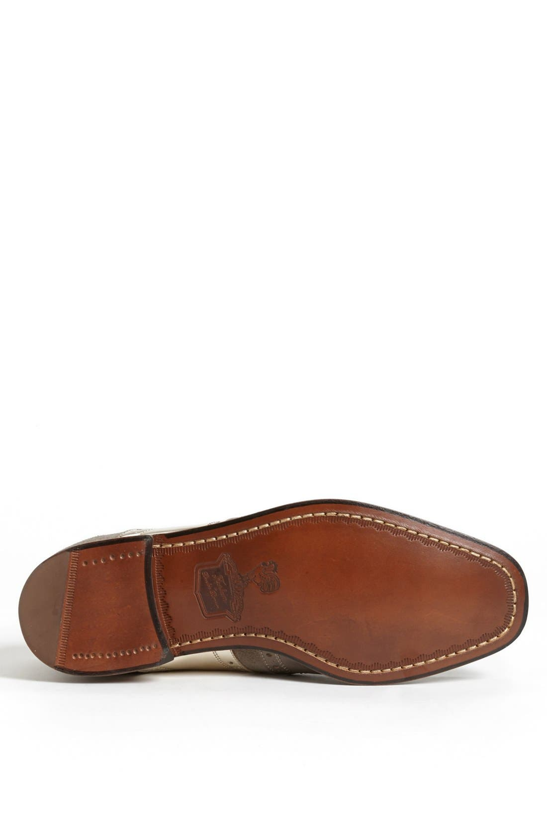 Alternate Image 4  - Florsheim by Duckie Brown 'Wing' Saddle Shoe