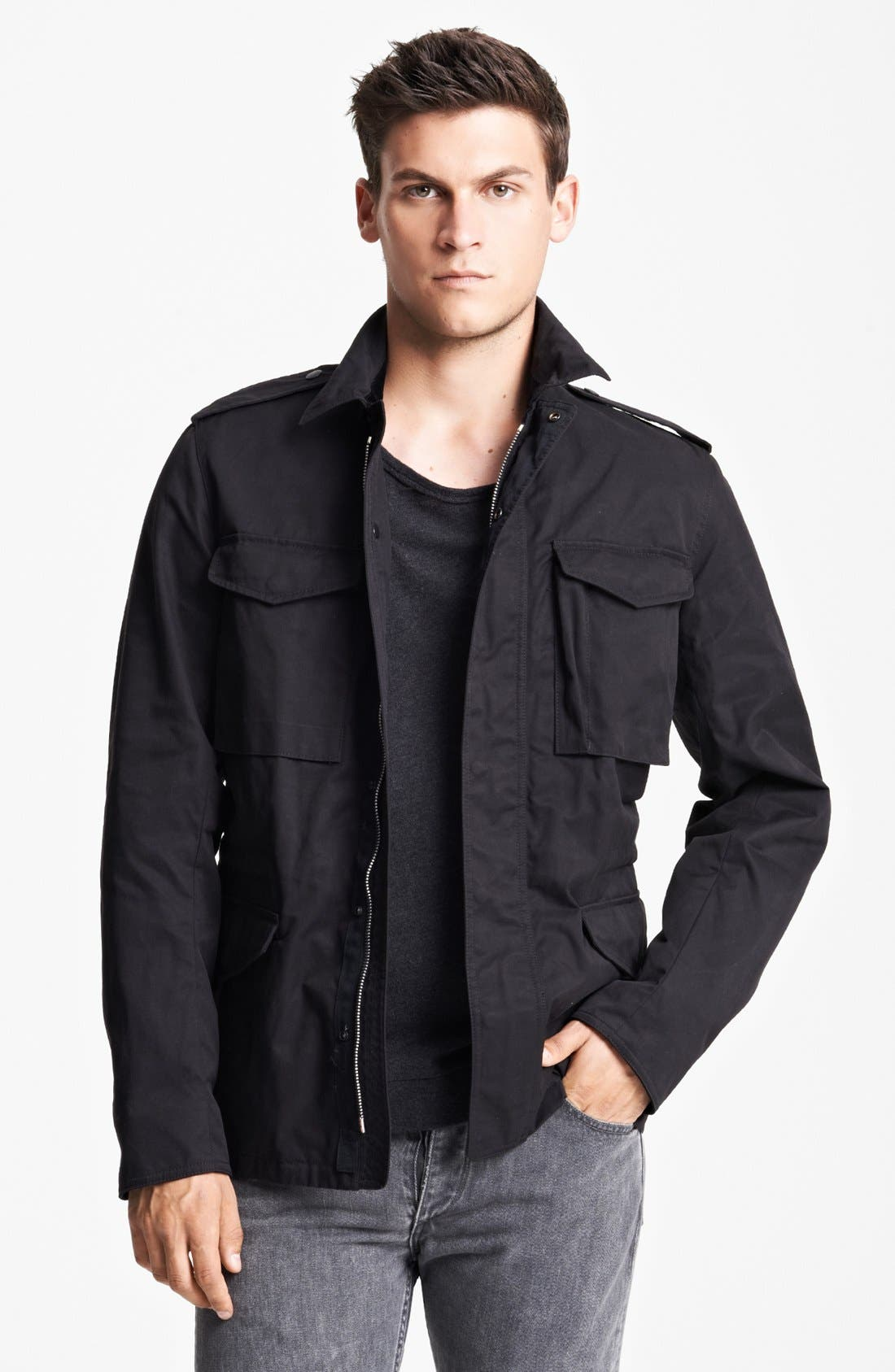 Alternate Image 1 Selected - rag & bone 'Delancy' Jacket