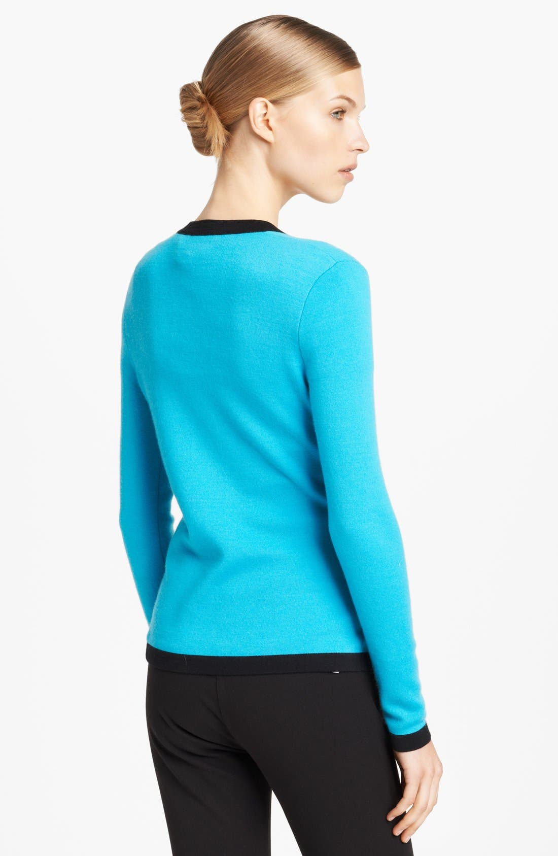 Alternate Image 2  - Michael Kors Cashmere Cardigan