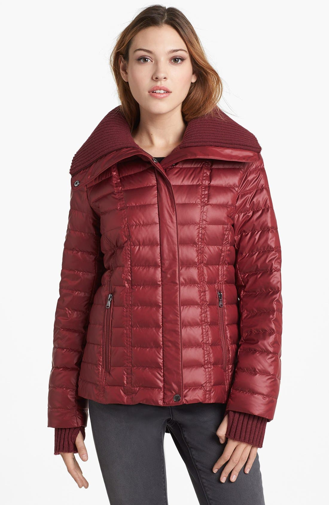Alternate Image 1 Selected - Marc New York by Andrew Marc 'Nia' Down Jacket