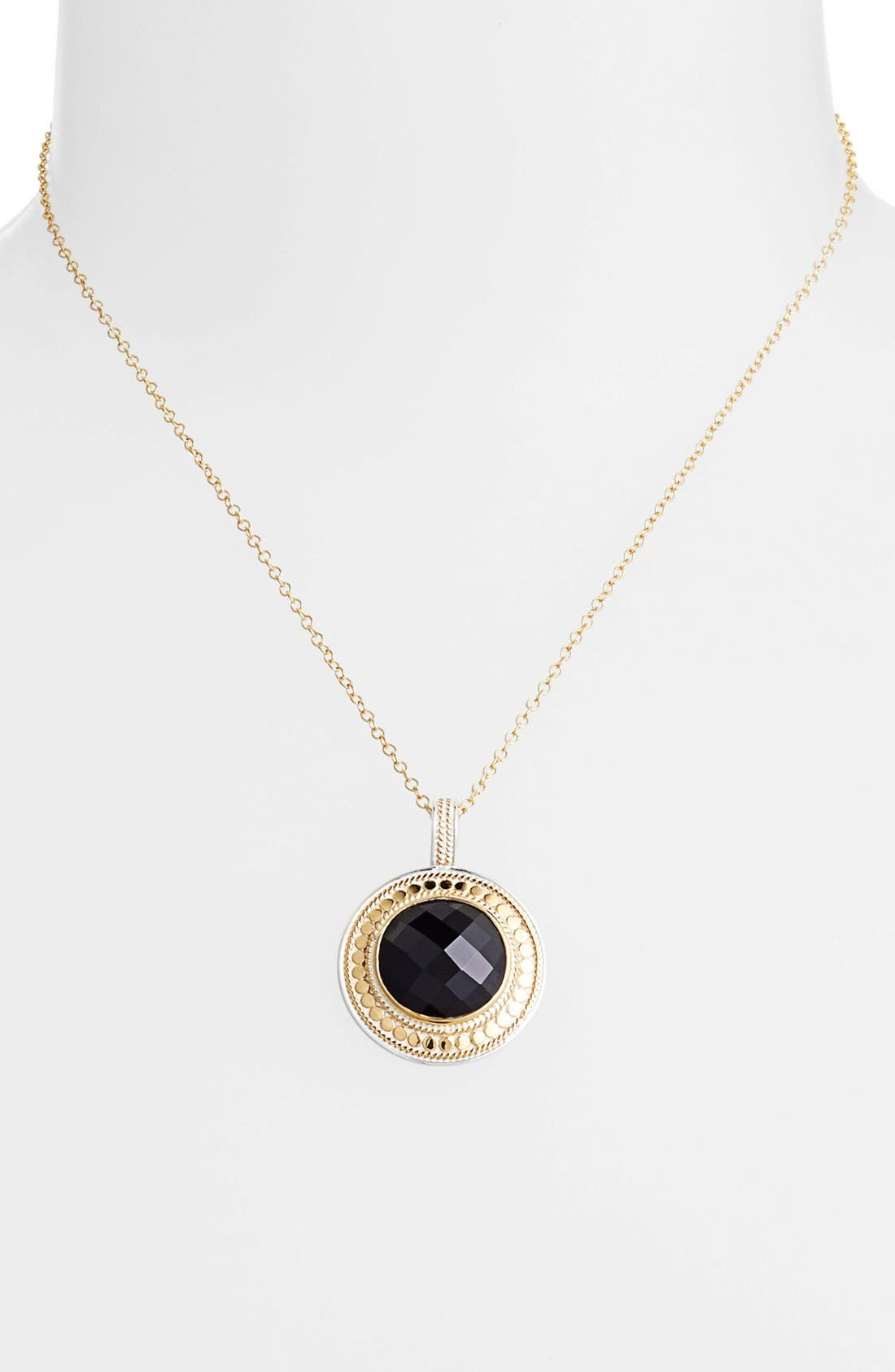 Alternate Image 1 Selected - Anna Beck 'Gili' Large Pendant Necklace