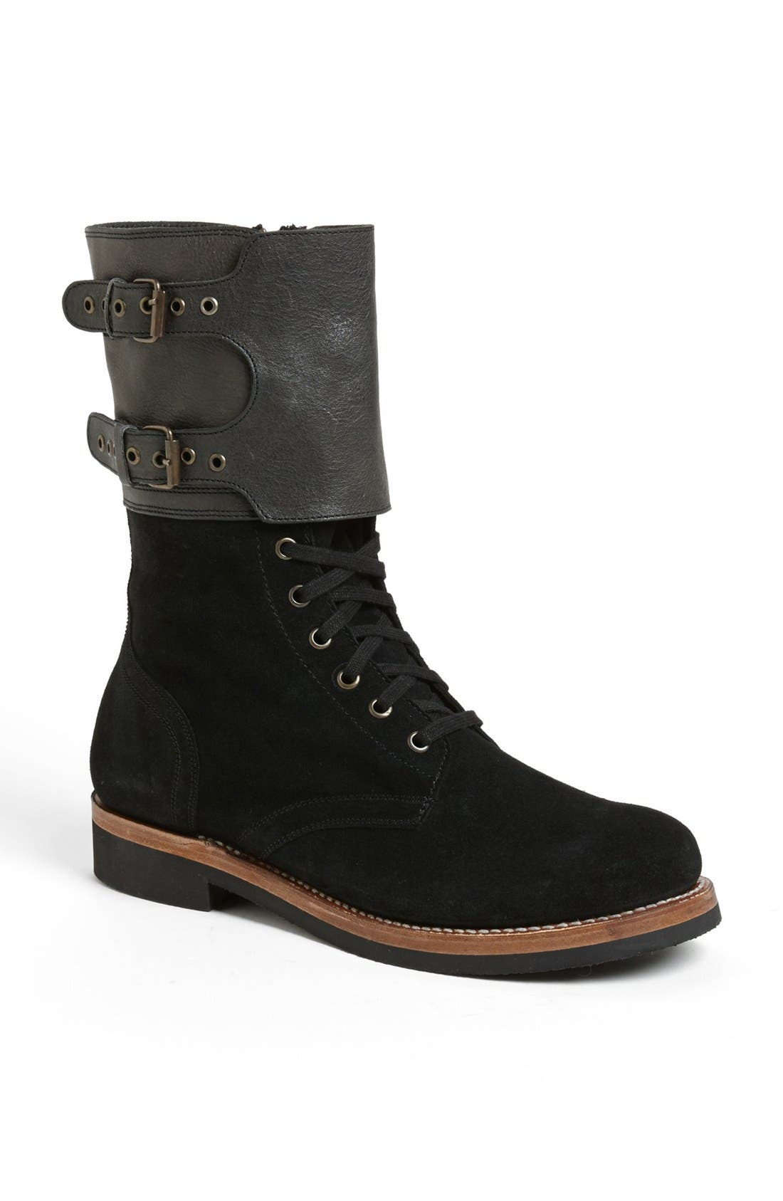 Main Image - J.D. Fisk 'Inverness' Round Toe Boot