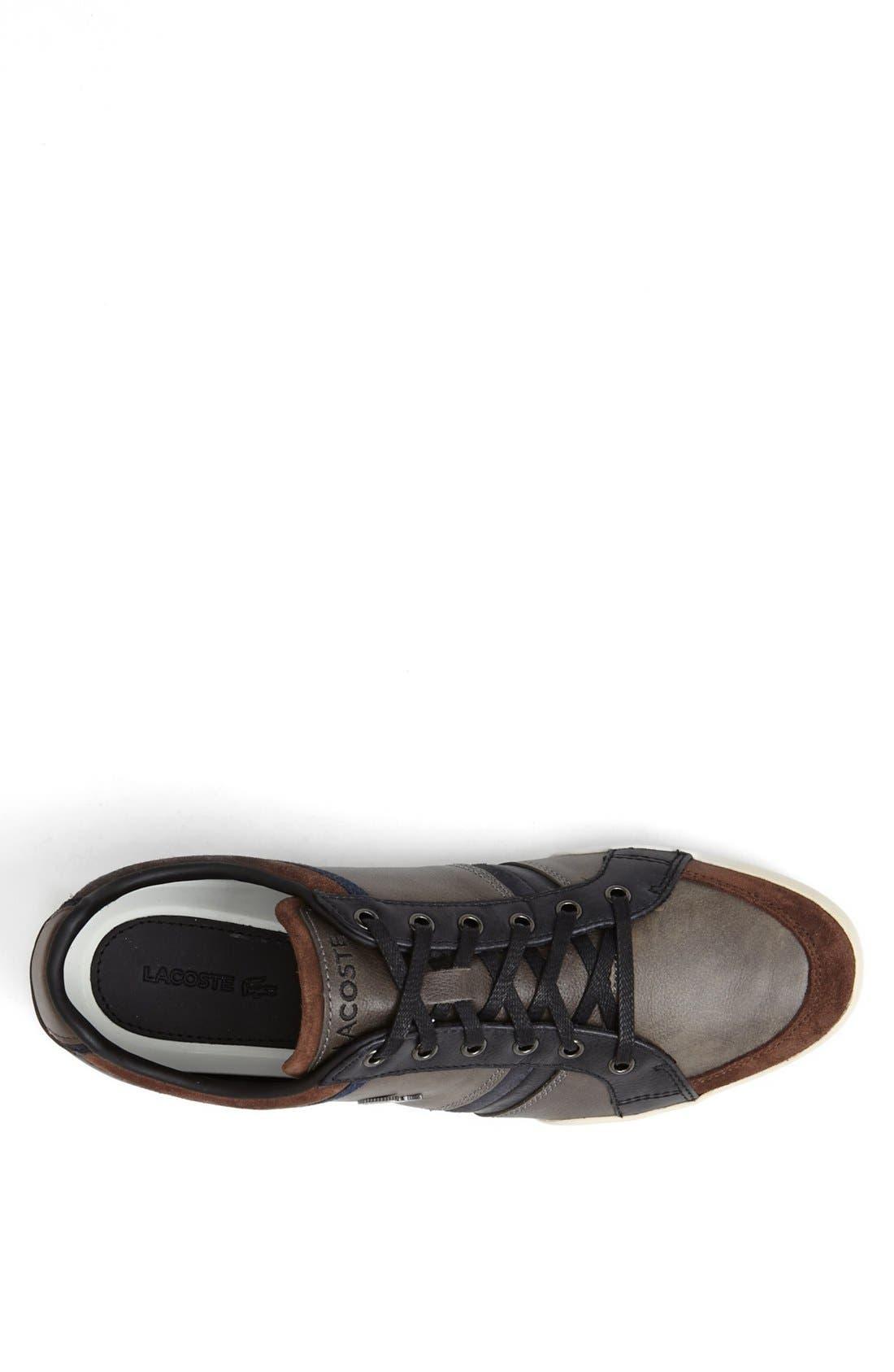 Alternate Image 3  - Lacoste 'Rayford 3' Sneaker (Men)