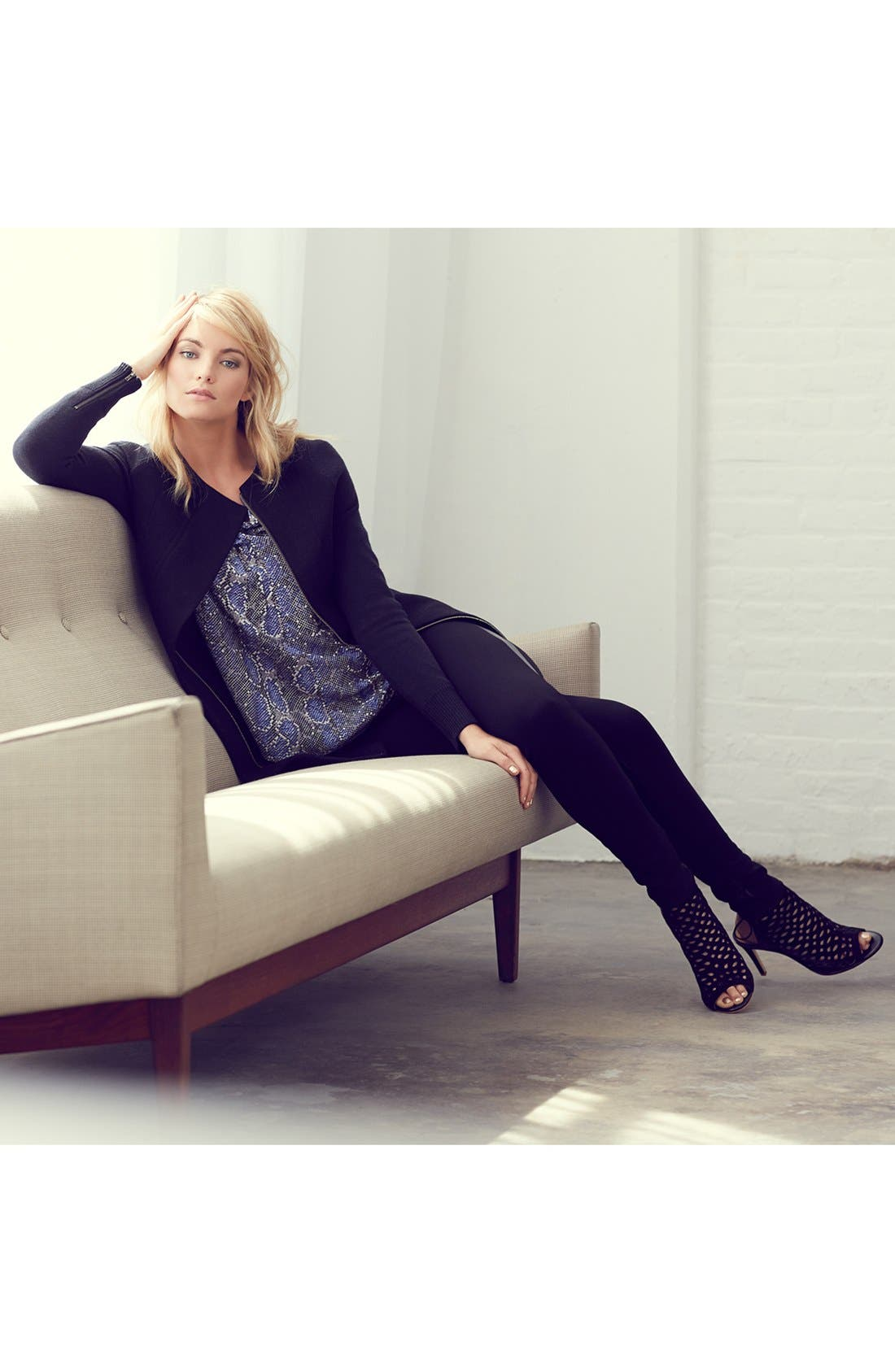 Alternate Image 4  - Joie 'Keena' Print Leggings