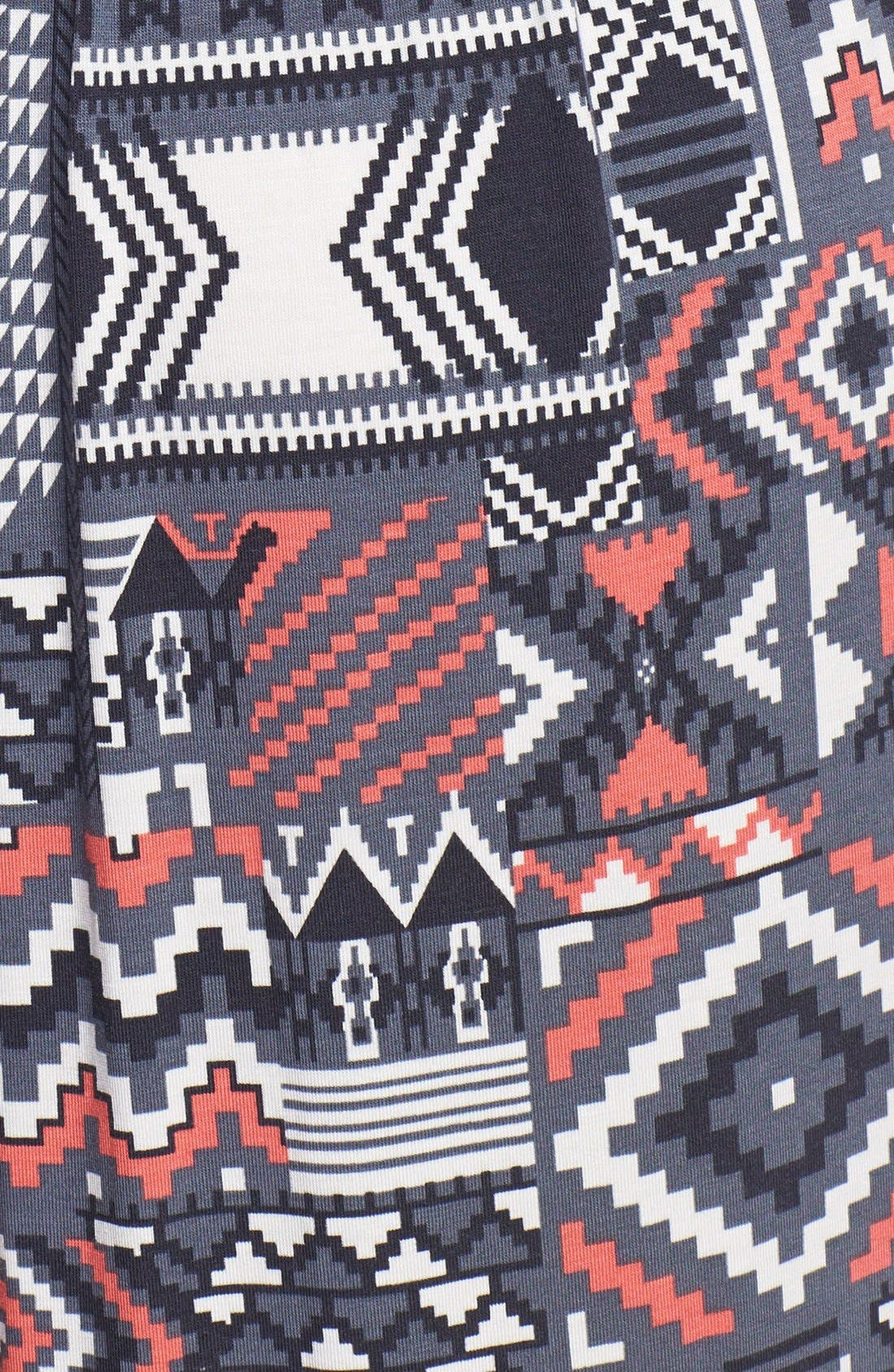 Alternate Image 3  - Felicity & Coco Printed Maxi Dress (Regular & Petite) (Nordstrom Exclusive)