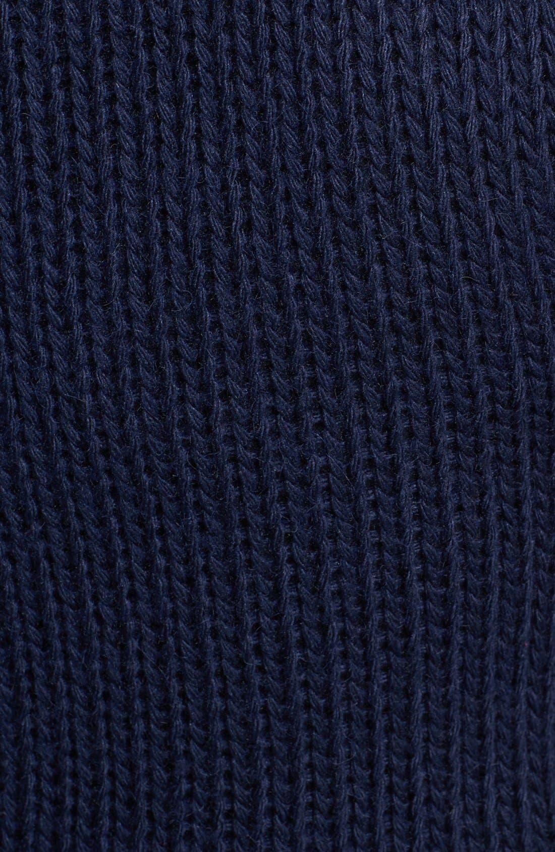 Alternate Image 3  - Olian Cowl Neck Maternity Sweater