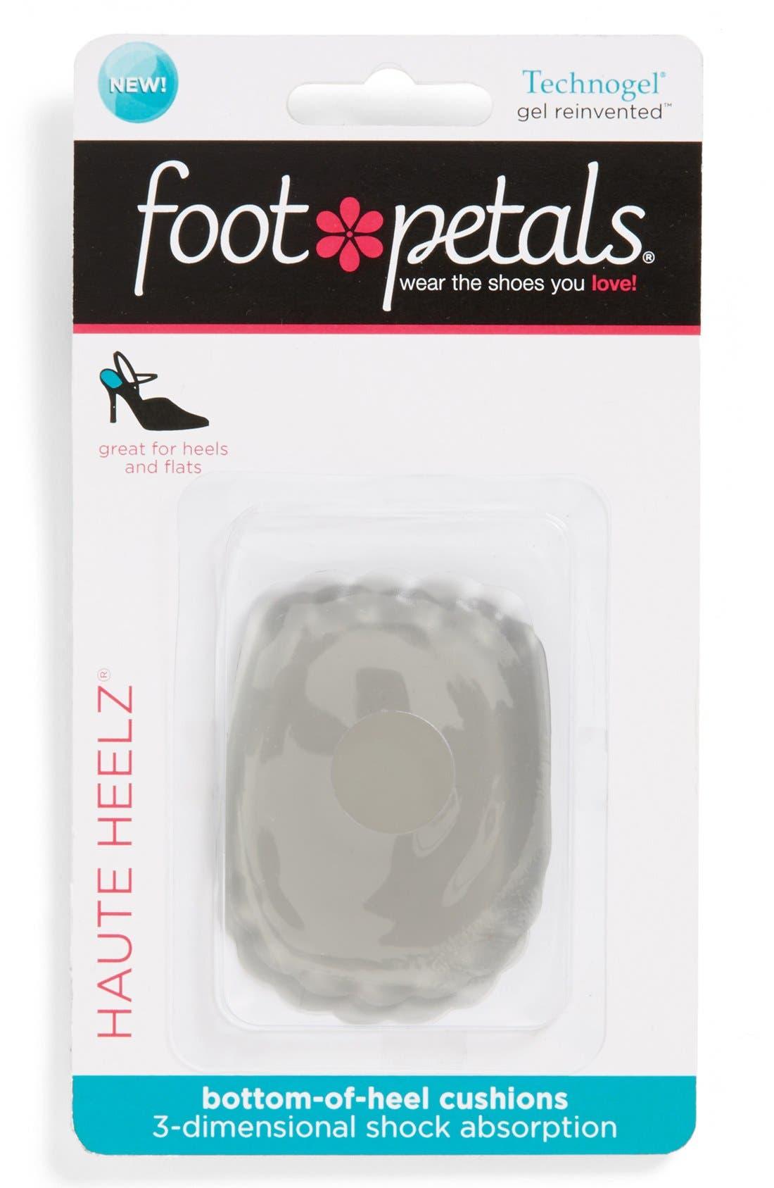Main Image - Foot Petals 'Haute Heelz' Technogel Shoe Pads