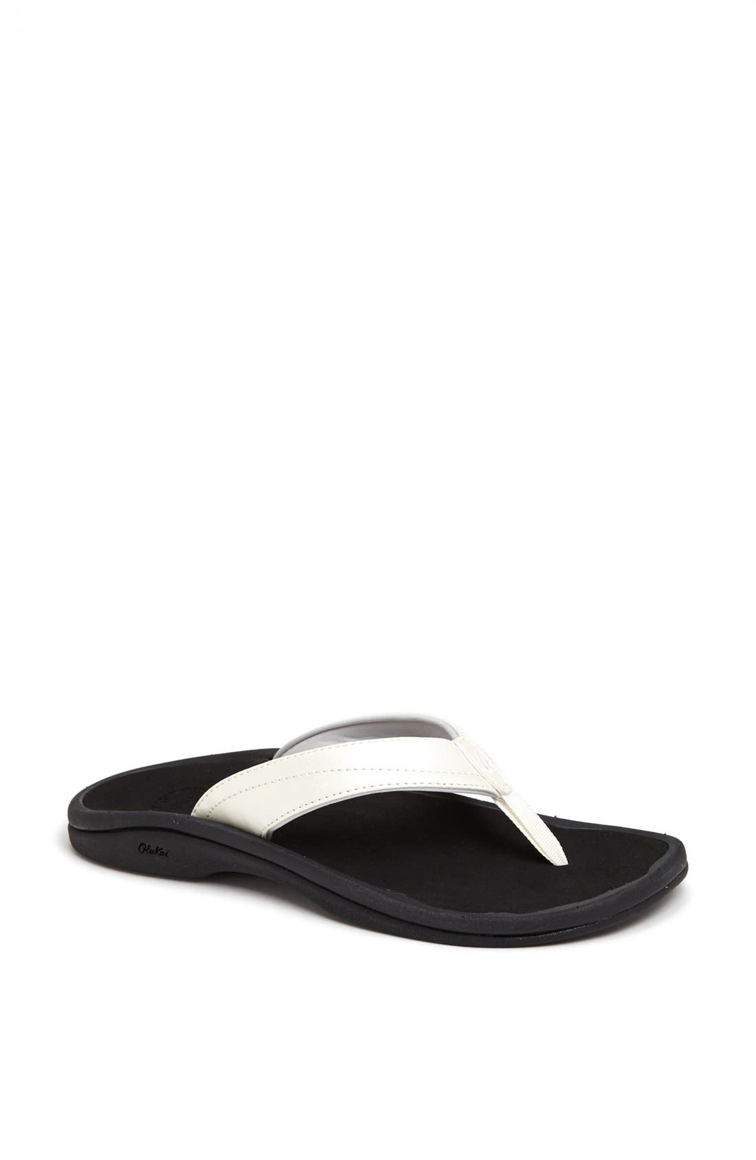 Alternate Image 1 Selected - OluKai 'Ohana' Sandal (Women) (Regular Retail Price: $64.95)