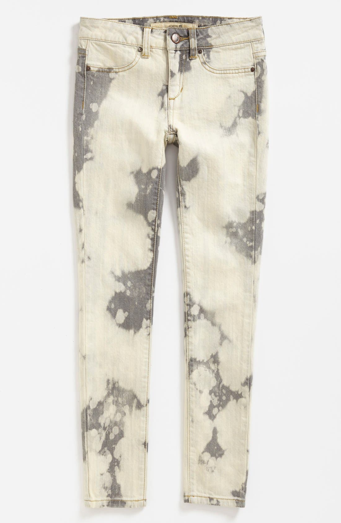 Alternate Image 1 Selected - Joe's Acid Wash Leggings (Little Girls)