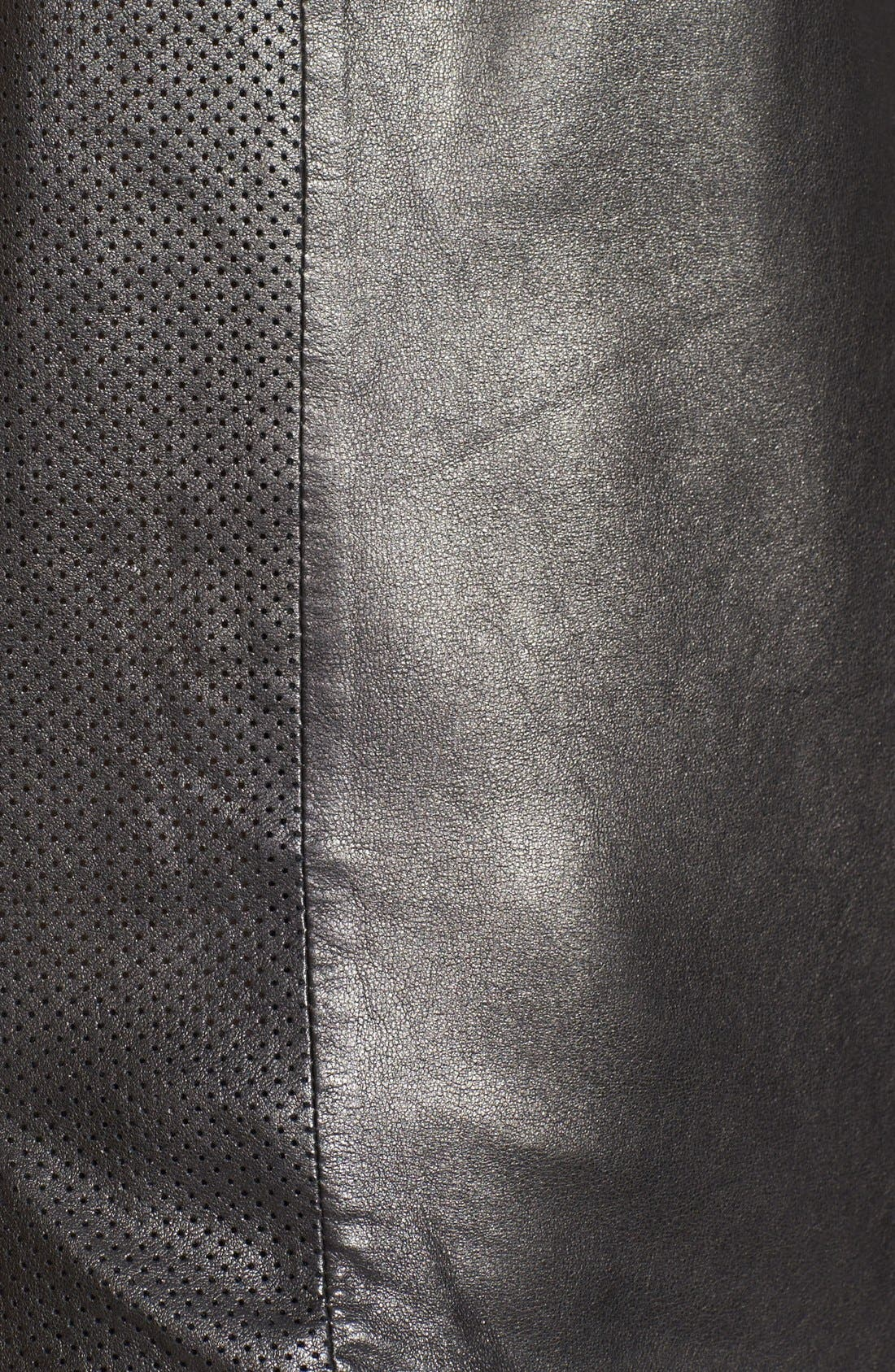 Alternate Image 3  - Vince Perforated Side Panel Shell