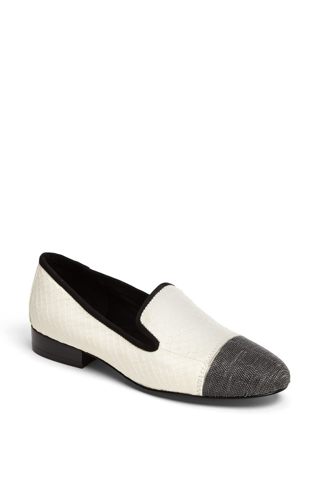 Alternate Image 1 Selected - Dolce Vita Loafer Flat