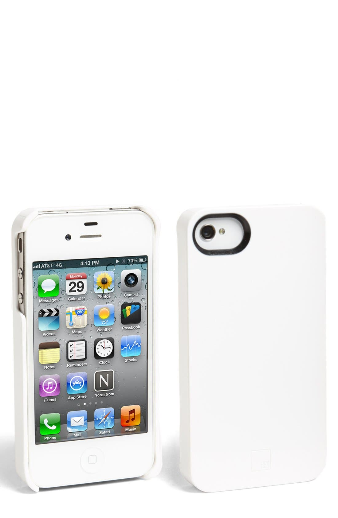 Alternate Image 1 Selected - HEX 'Stealth' Shielded RFID Enabled iPhone 4 & 4s Case