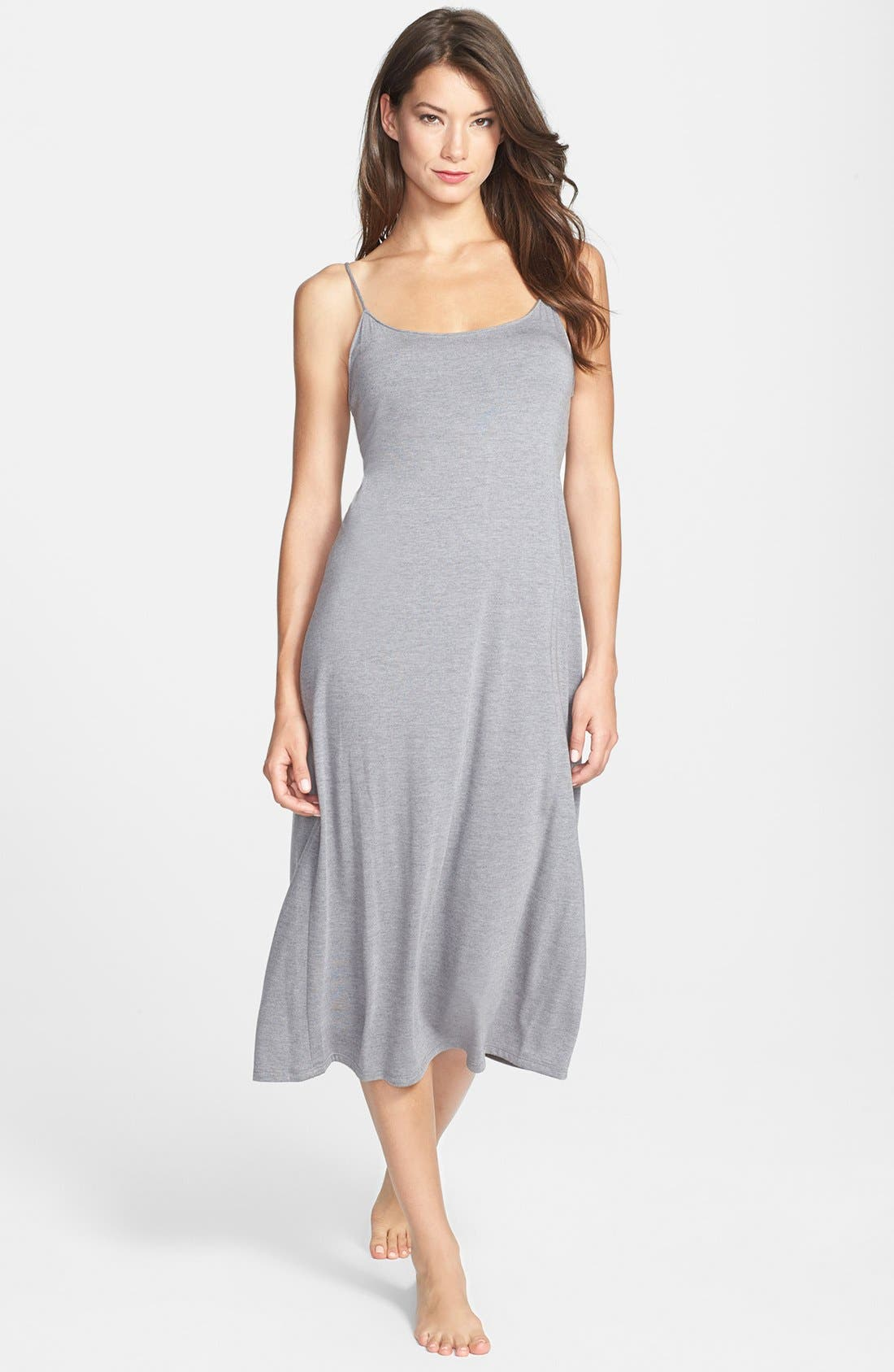 NATORI Shangri La Crop Nightgown