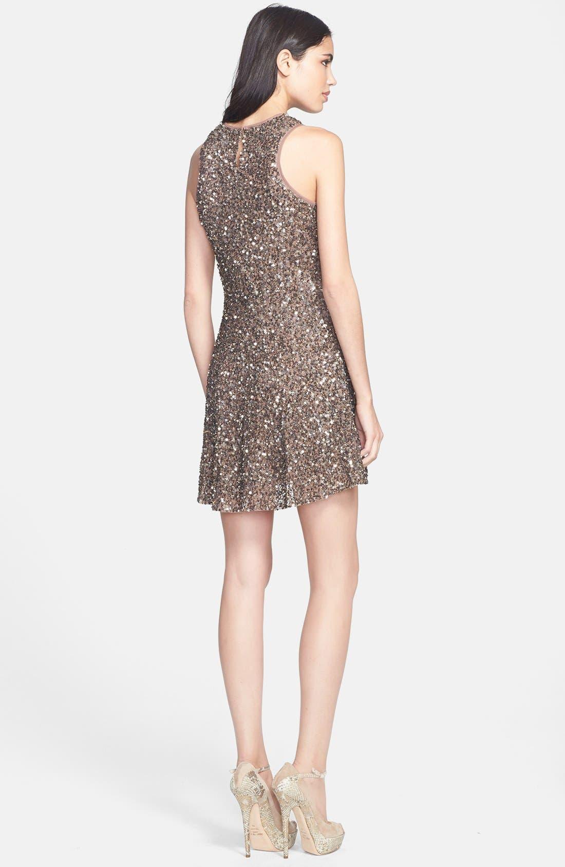 Alternate Image 2  - Parker 'Audrey' Embellished A-Line Dress
