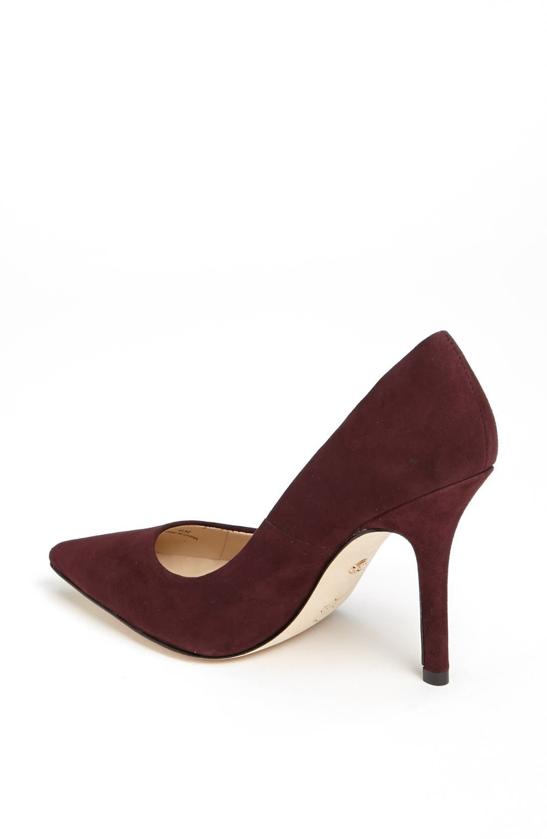 Alternate Image 3  - Charles David 'Sway II' Suede Pump
