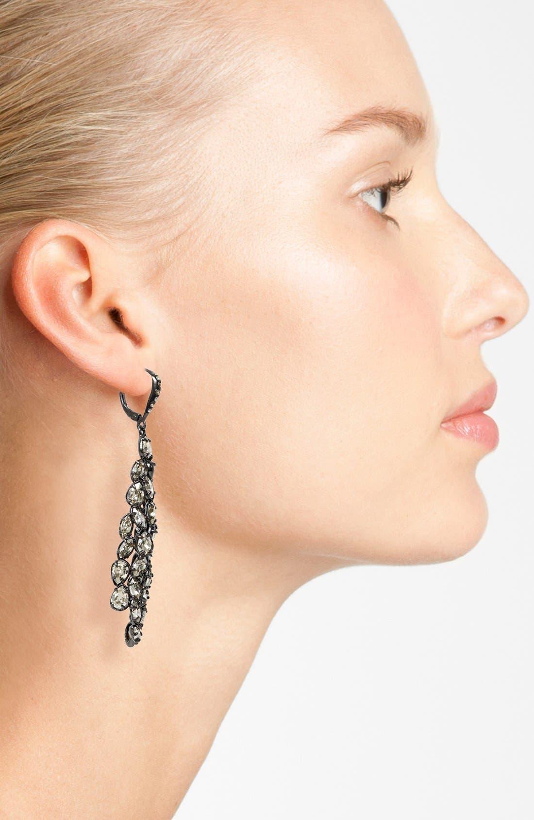 Alternate Image 2  - Alexis Bittar 'Miss Havisham - Pavo' Drop Earrings