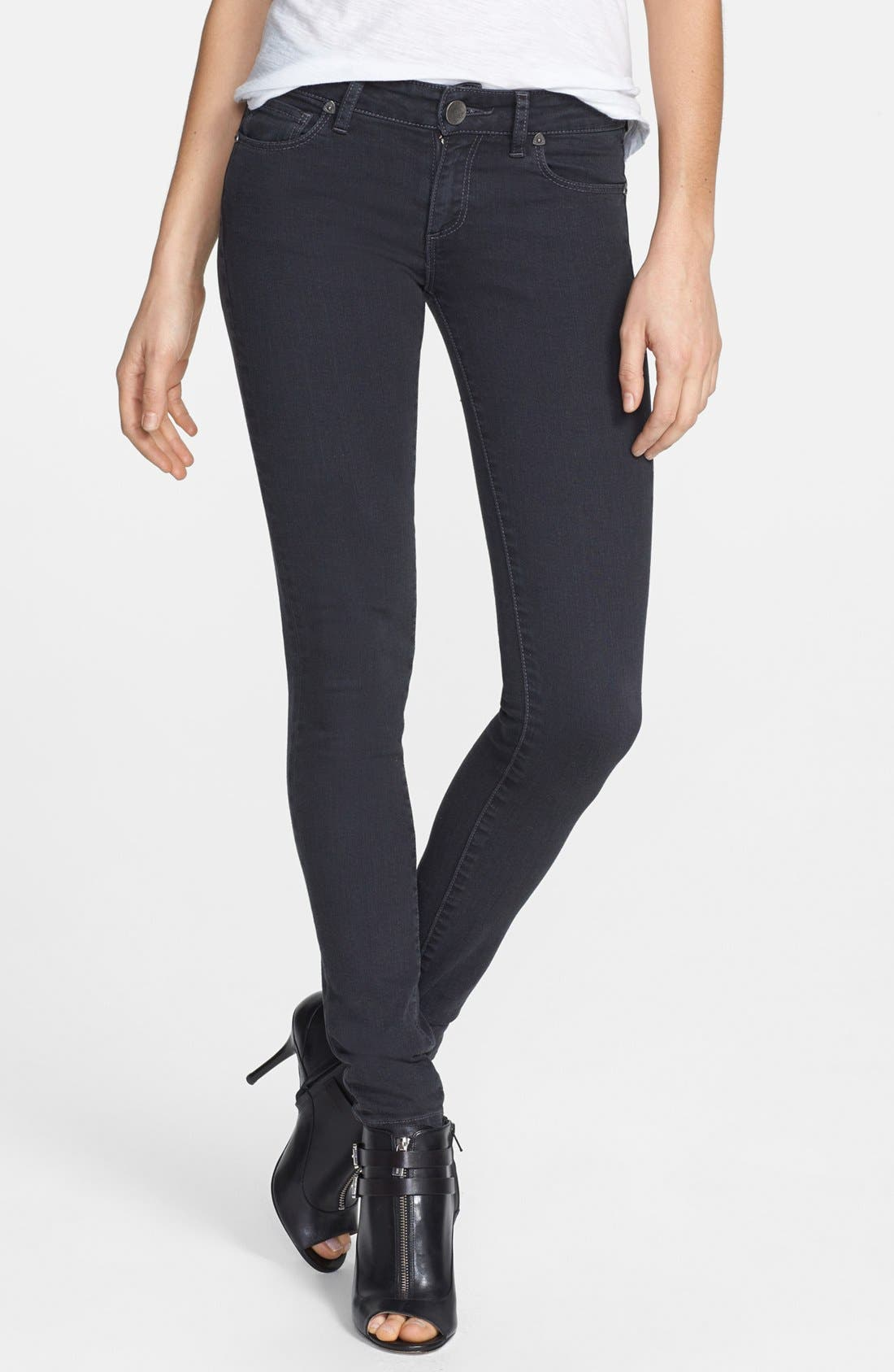 Alternate Image 1 Selected - KUT from the Kloth 'Elle' Skinny Jeans (Interest)