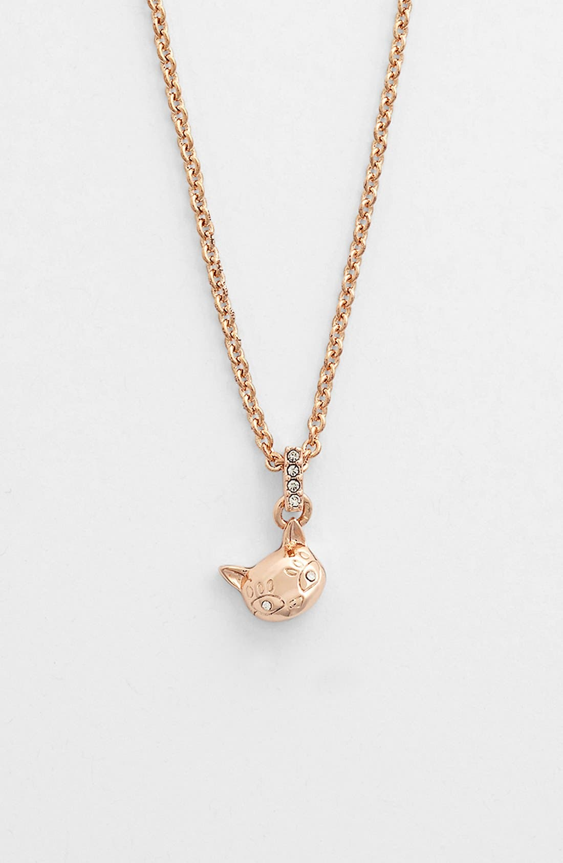 Alternate Image 2  - MARC BY MARC JACOBS 'Dynamite - Rue' Cat Pendant Necklace