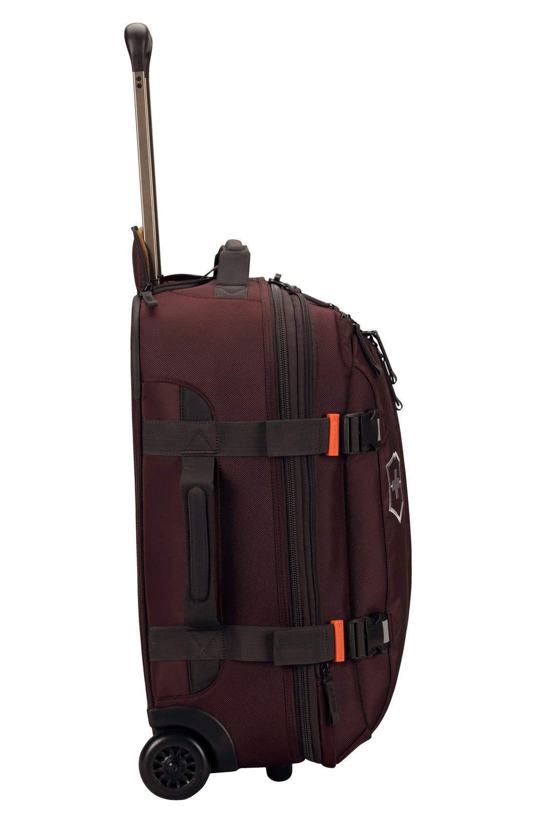 Alternate Image 2  - Victorinox Swiss Army® Wheeled Carry-On (22 Inch)