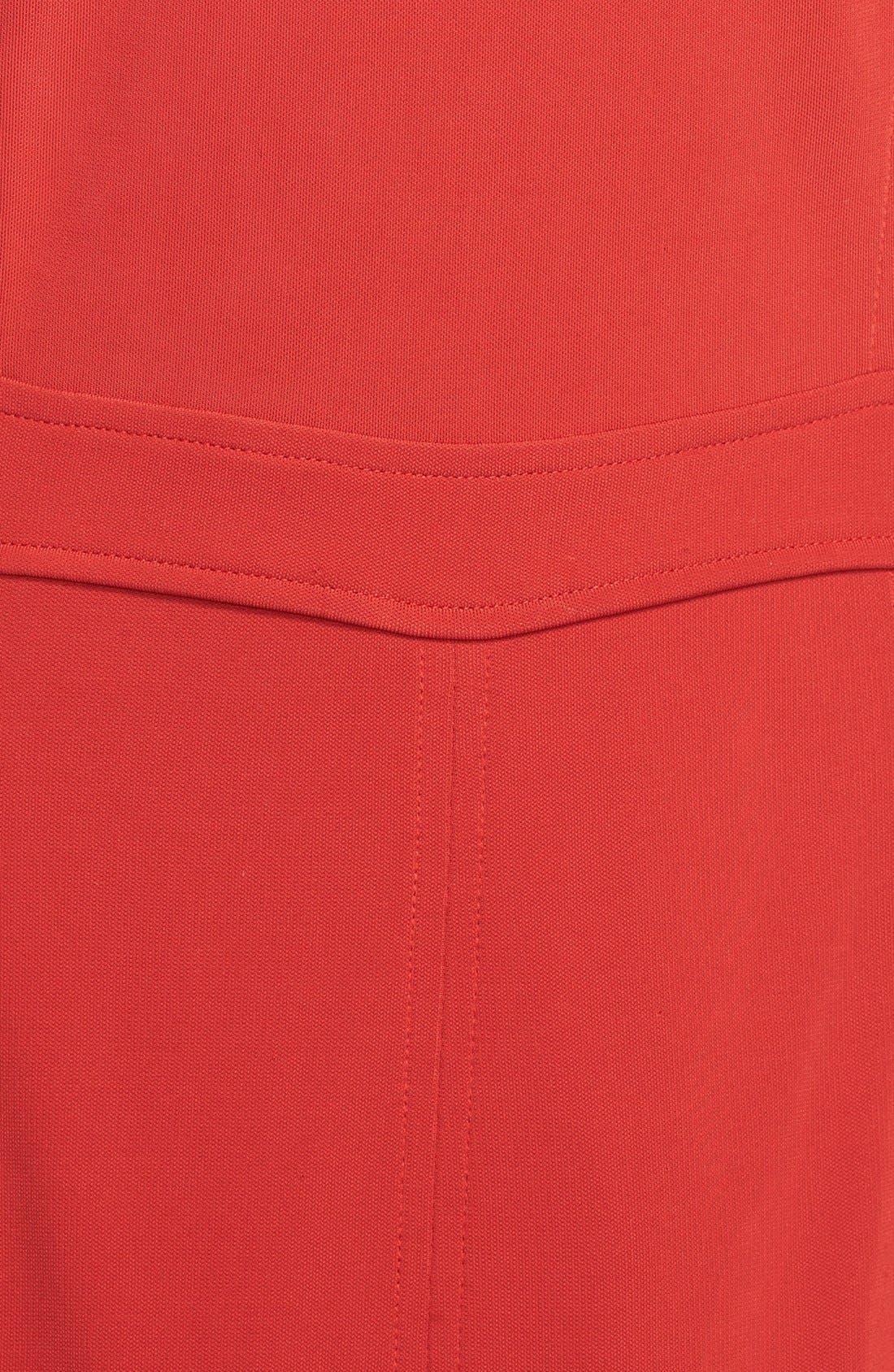 Alternate Image 3  - Tory Burch 'Deeann' Woven A-Line Dress