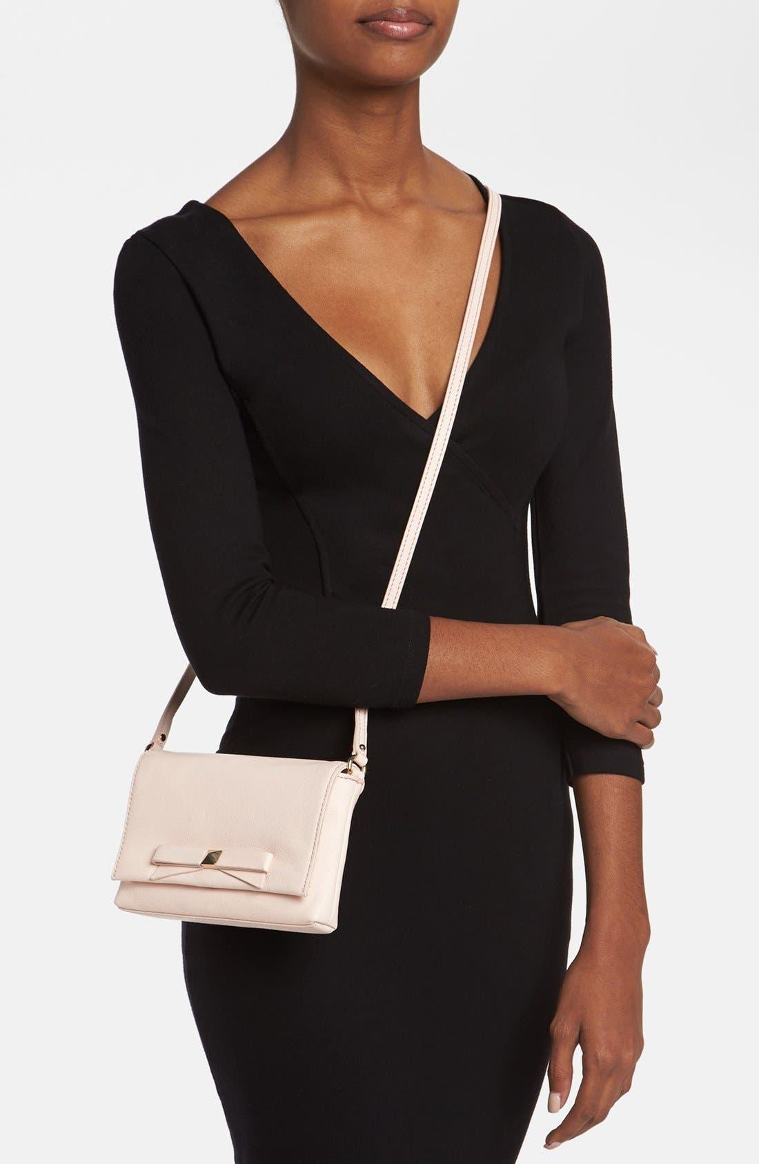 Alternate Image 2  - kate spade new york 'bright light - carah' crossbody bag