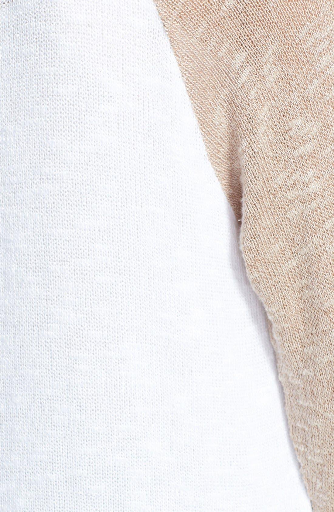 Alternate Image 3  - C & C California Raglan Sleeve Sweater