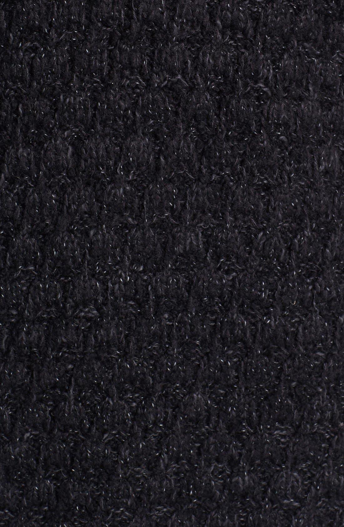 Alternate Image 3  - Free People Knit Toggle Coat