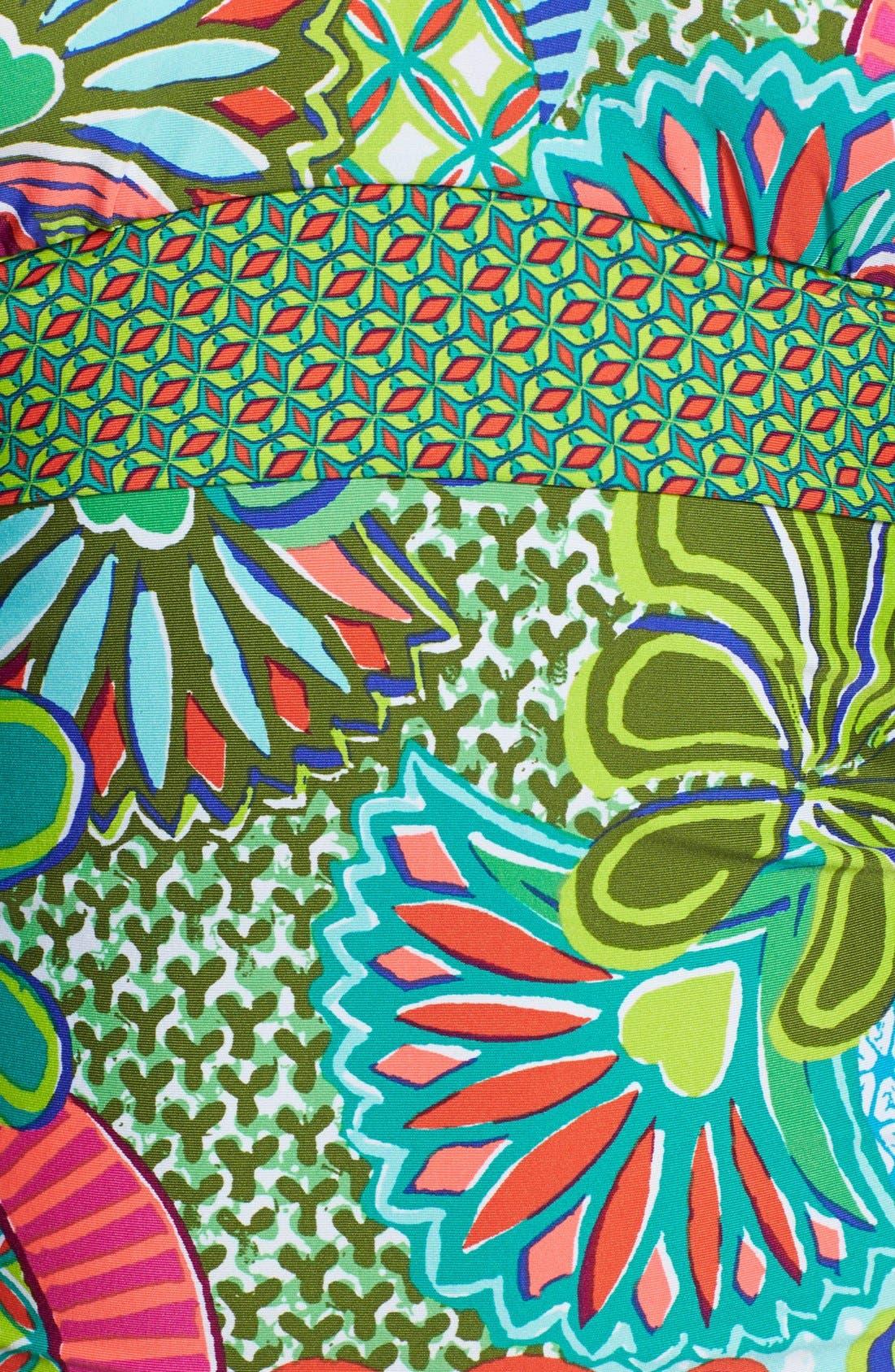 Alternate Image 3  - Trina Turk 'Zanzibar' Tankini Top