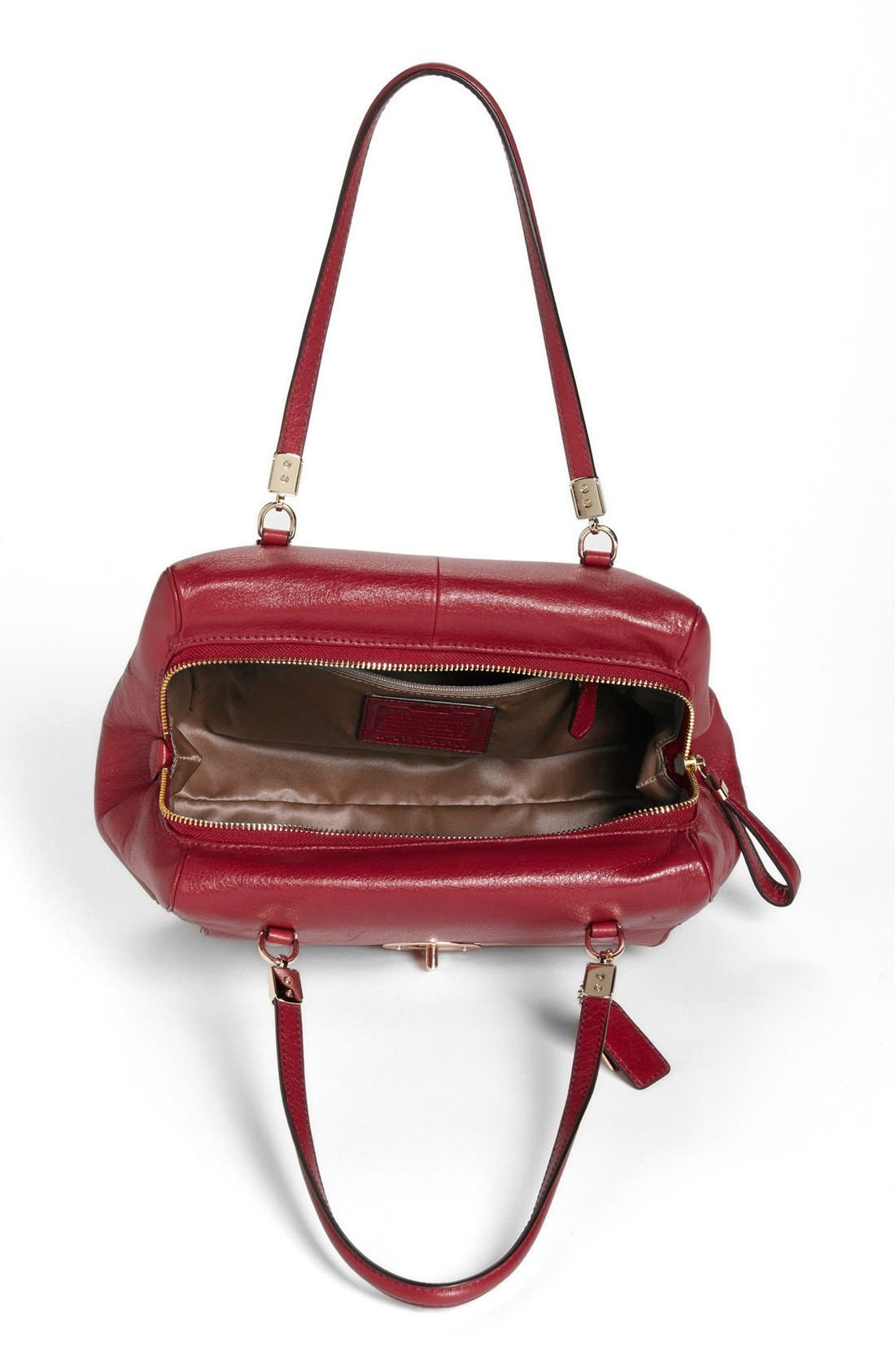 Alternate Image 3  - COACH 'Madison' Leather Crossbody Bag