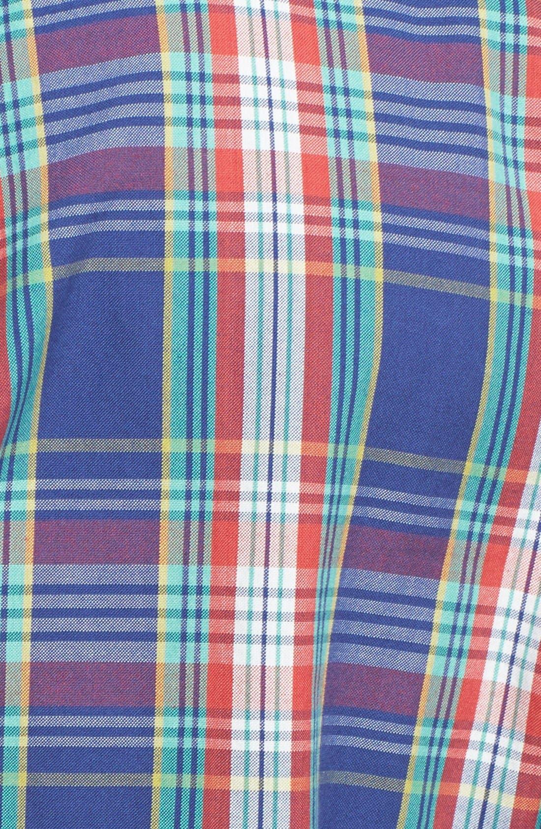 Alternate Image 3  - Gant Rugger 'Dreamy' Plaid Oxford Shirt