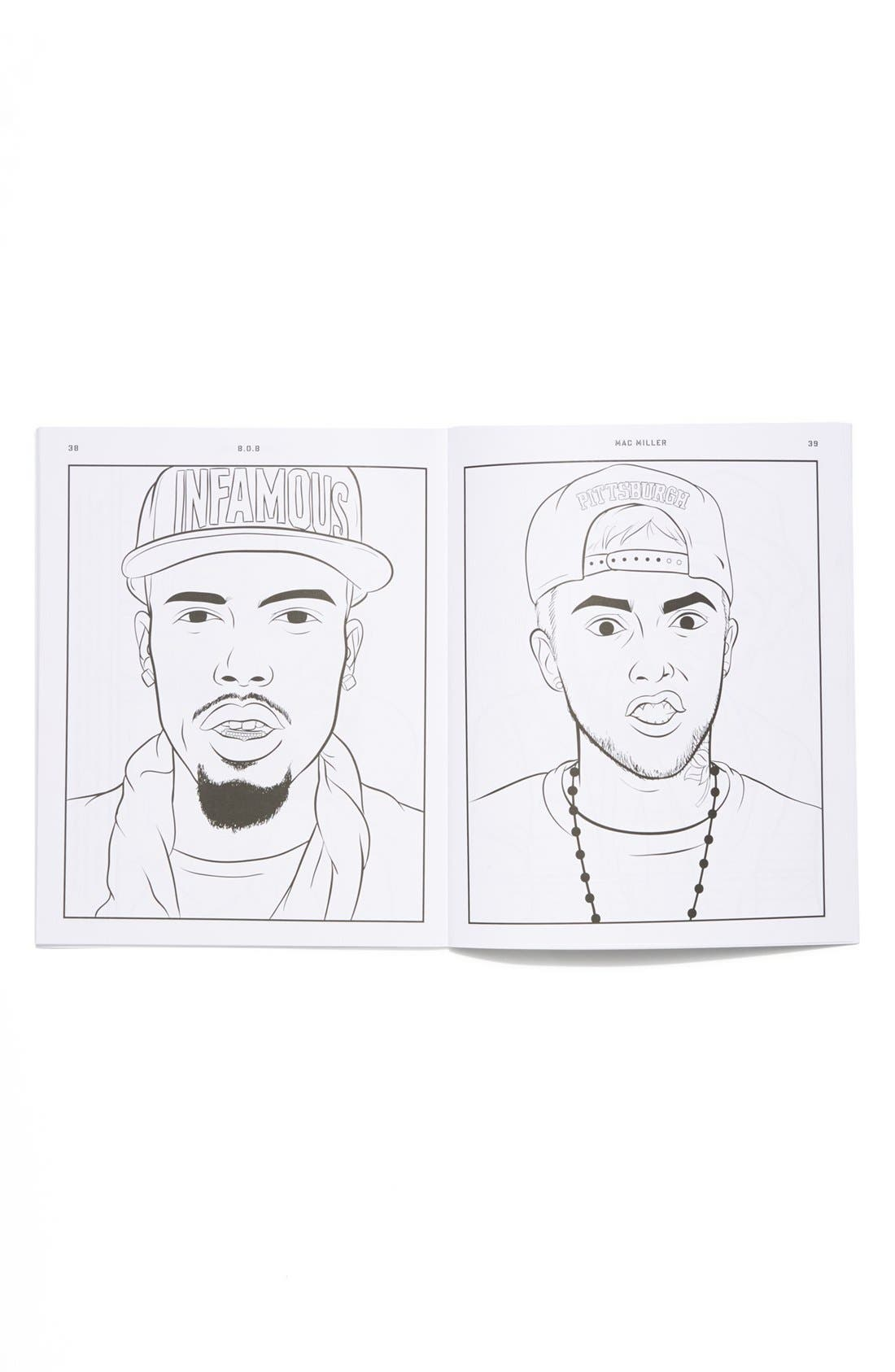 Alternate Image 2  - Bun B's Rap Coloring and Activity Book