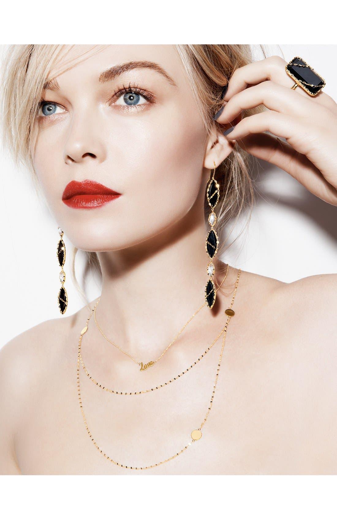 Alternate Image 2  - Lana Jewelry Tri Disc Necklace