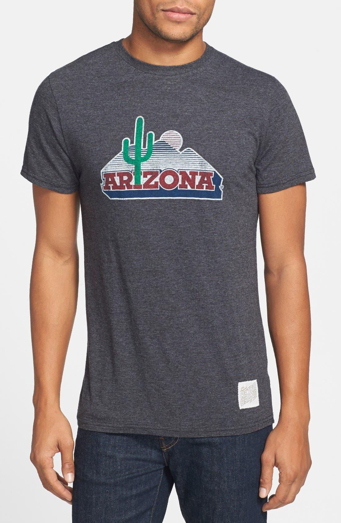 Main Image - Retro Brand 'Arizona Wildcats' Team T-Shirt