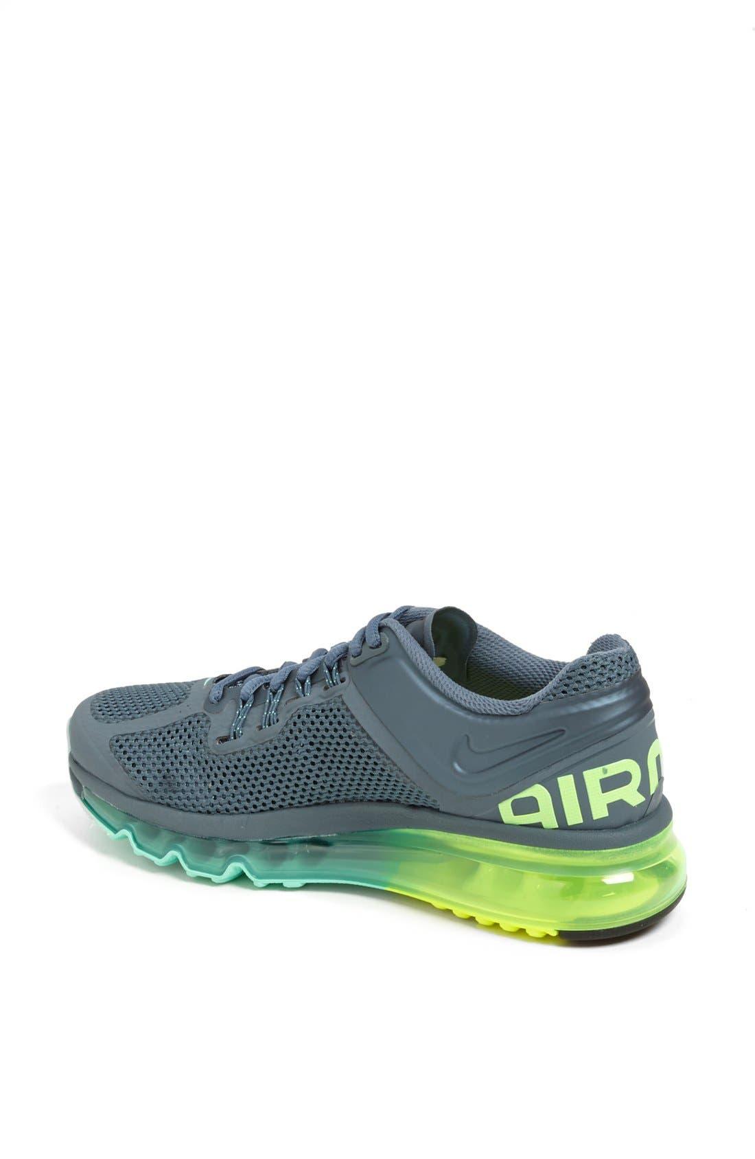 Alternate Image 2  - Nike 'Air Max 2013' Running Shoe (Women)