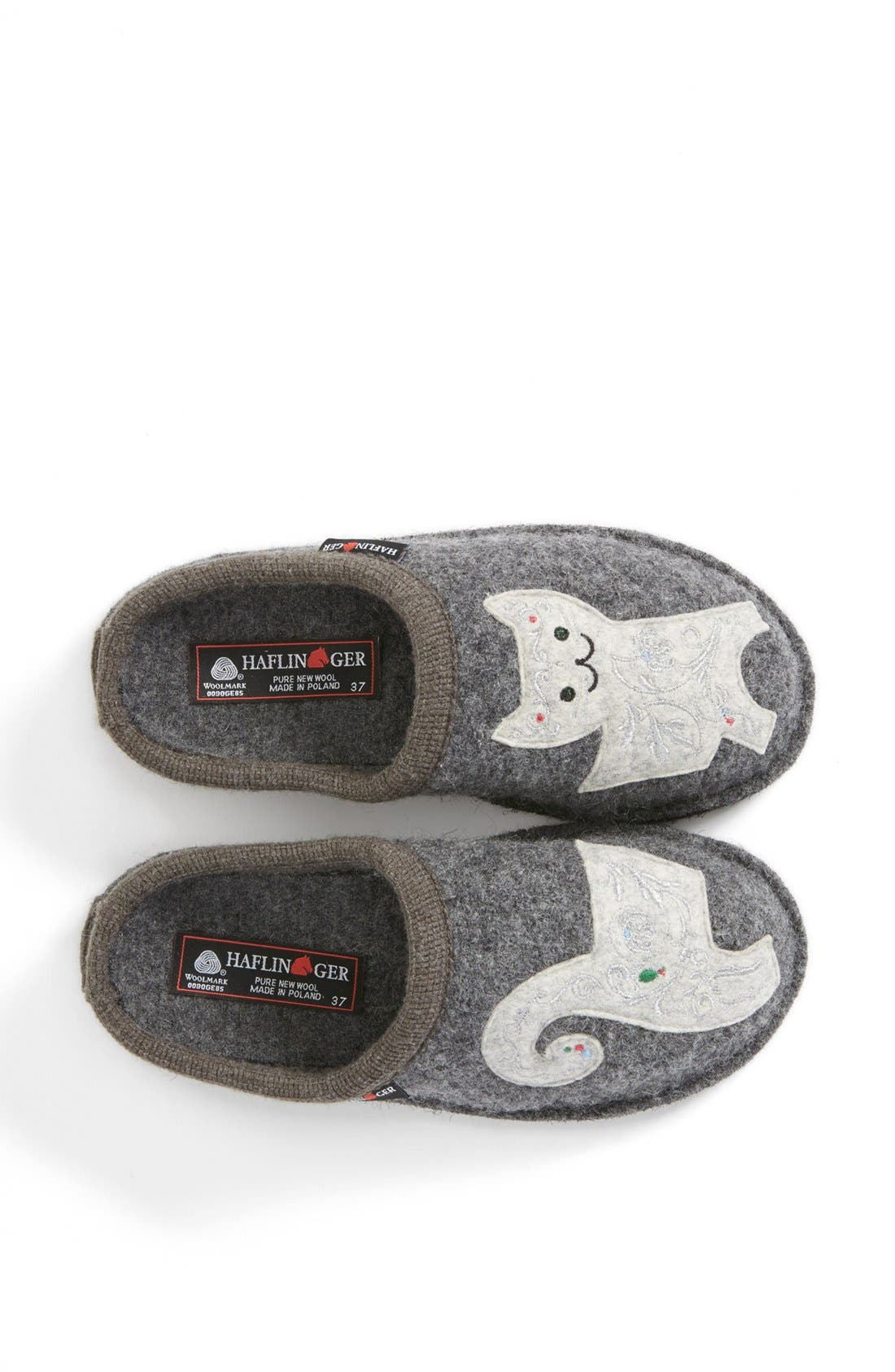 Alternate Image 3  - Haflinger 'Cat' Slipper