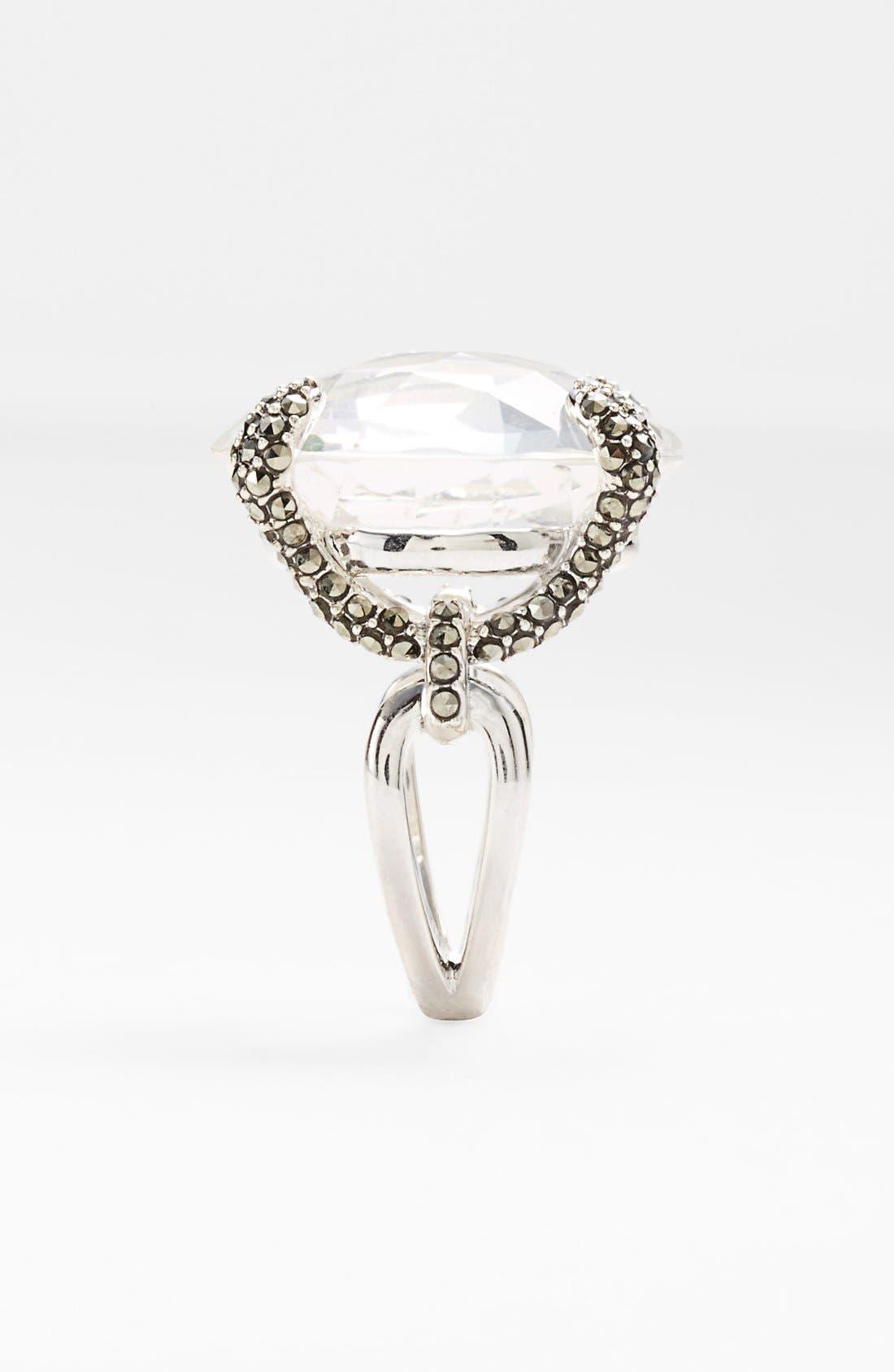 Alternate Image 2  - Judith Jack 'Aurora' Stone Ring