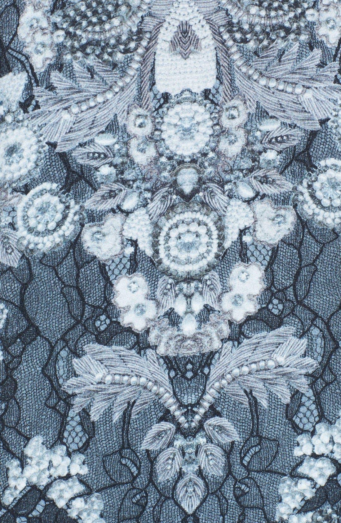 Alternate Image 3  - MARC BY MARC JACOBS 'Lena' Print Cotton Sweatshirt
