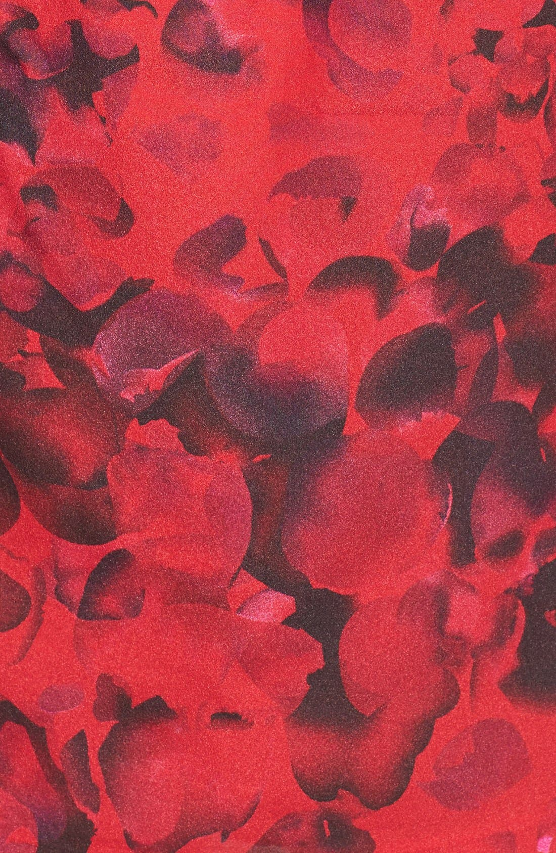 Alternate Image 3  - kensie 'Petals' Crepe Shift Dress