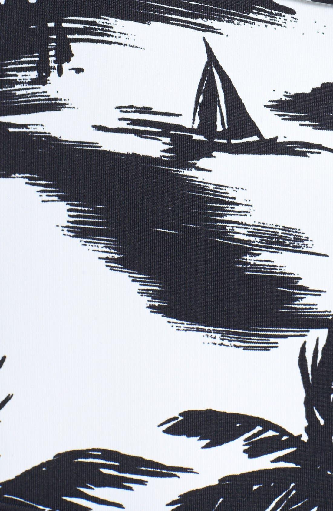 Alternate Image 3  - Tommy Bahama 'Sail Hawaii' One-Piece Bandeau Swimsuit