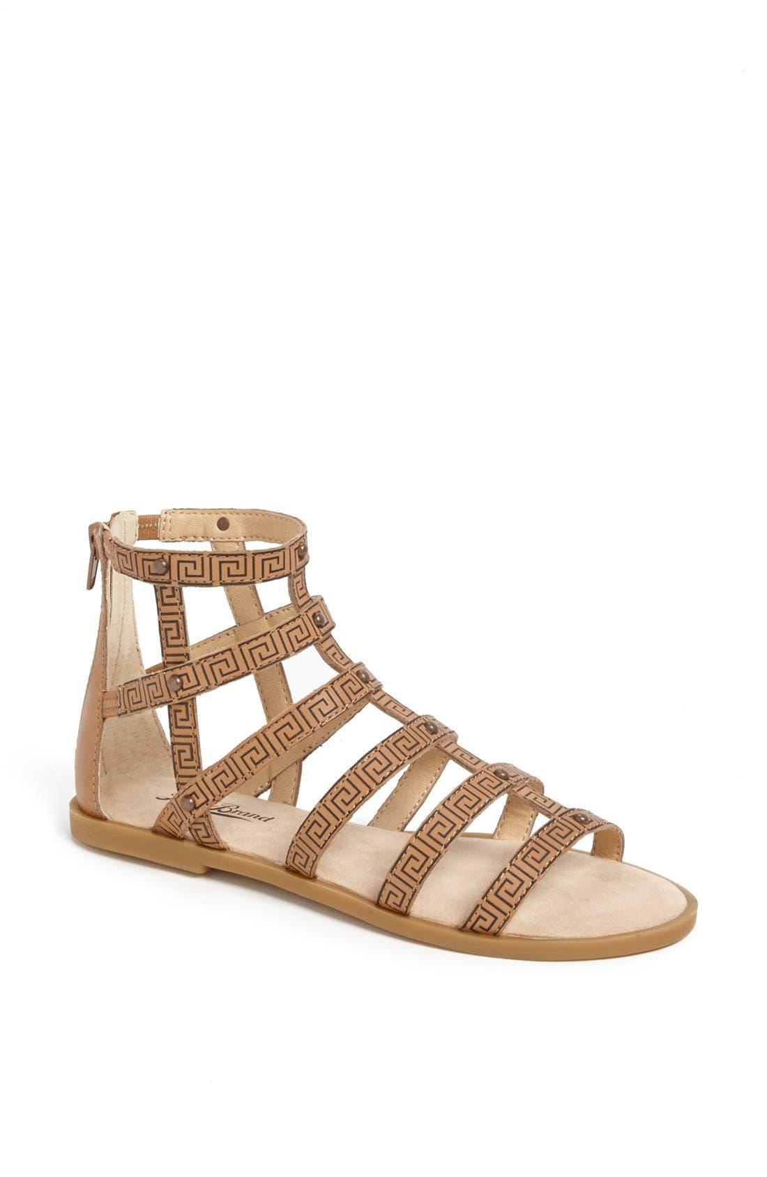 Alternate Image 1 Selected - Lucky Brand 'Beverlee' Sandal